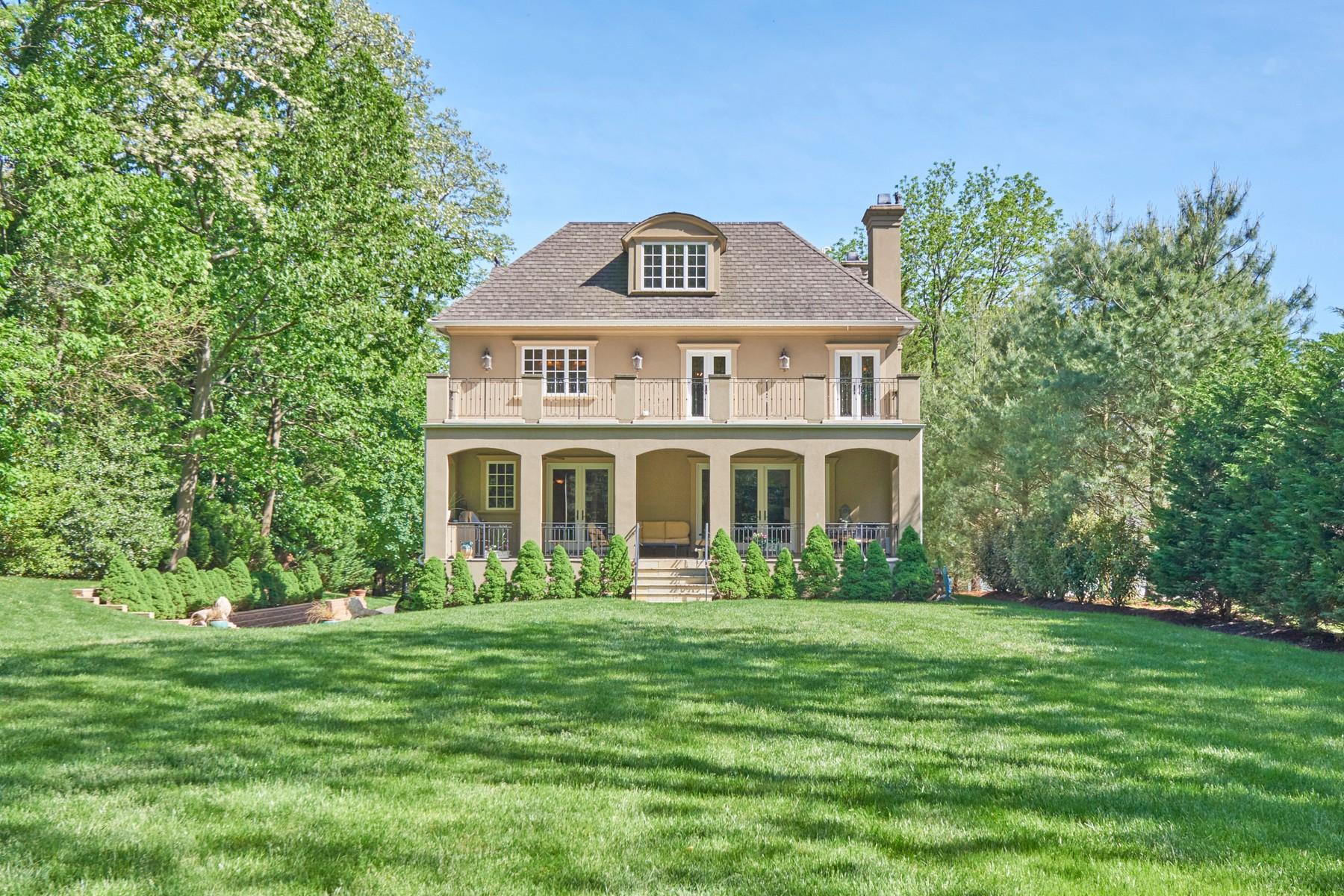 Single Family Homes pour l Vente à Blissful Getaway 87 Little Silver Point Rd, Little Silver, New Jersey 07739 États-Unis