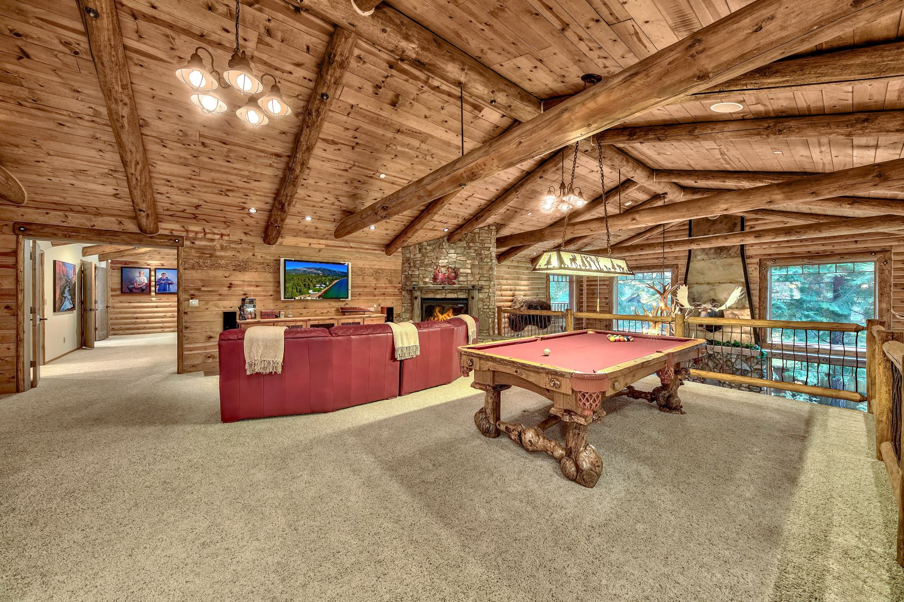 Additional photo for property listing at Magnificent Tahoe Mountain Lodge 1088 Lakeshore Blvd Incline Village, Nevada 89451 United States