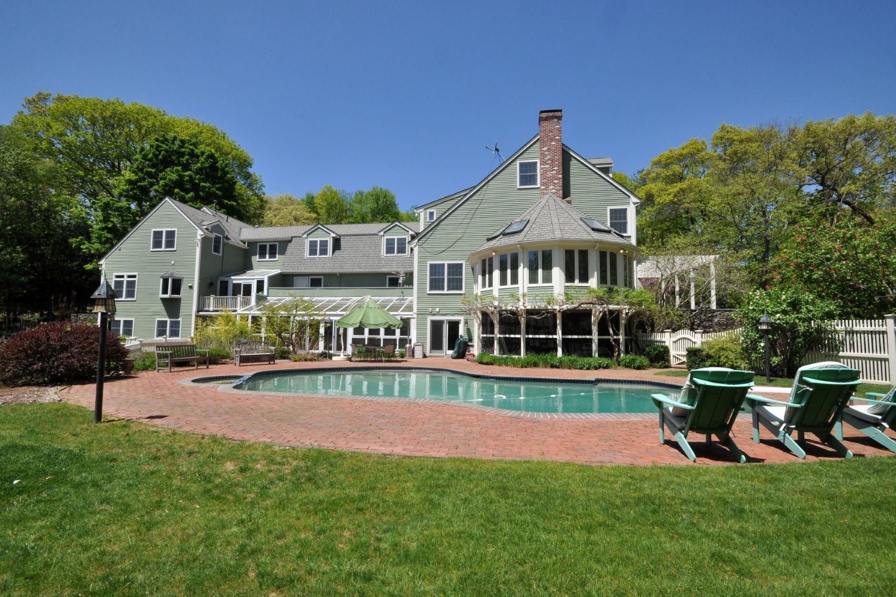 Single Family Homes por un Venta en 539 Strawberry Hill Road Concord, Massachusetts 01742 Estados Unidos