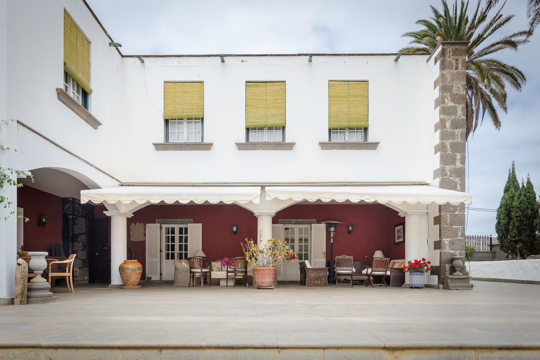 Single Family Homes for Sale at 18th Century villa on the North of Grand Canaria Other Spain, Other Areas In Spain Spain
