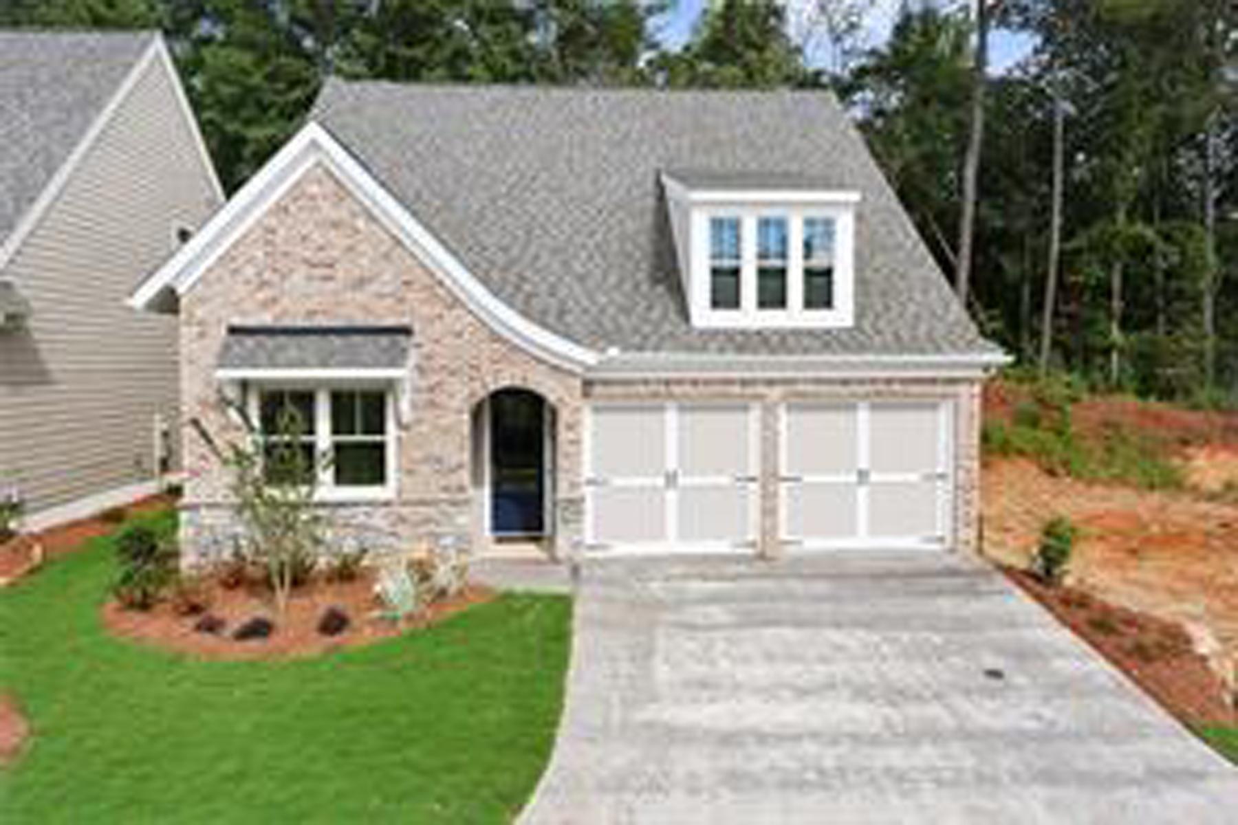 Single Family Homes por un Venta en Active Adult Luxury Home in Woodstock 196 Foxtail Road, Woodstock, Georgia 30188 Estados Unidos