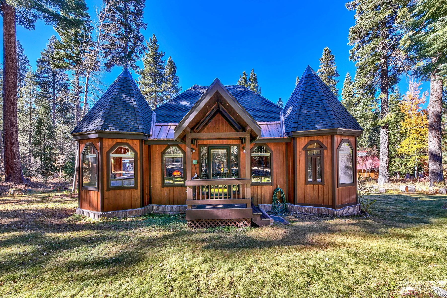 Single Family Homes for Active at Magical West Shore Lake Tahoe Home 7100 Deer Ave Tahoma, California 96142 United States