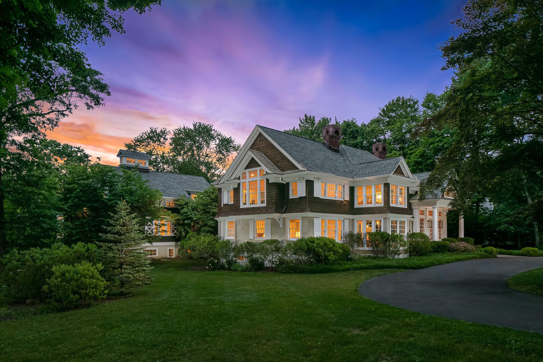 Single Family Homes för Försäljning vid Iconic Morris Township Property 5 Doe Hill Road, Morris Township, New Jersey 07960 Förenta staterna