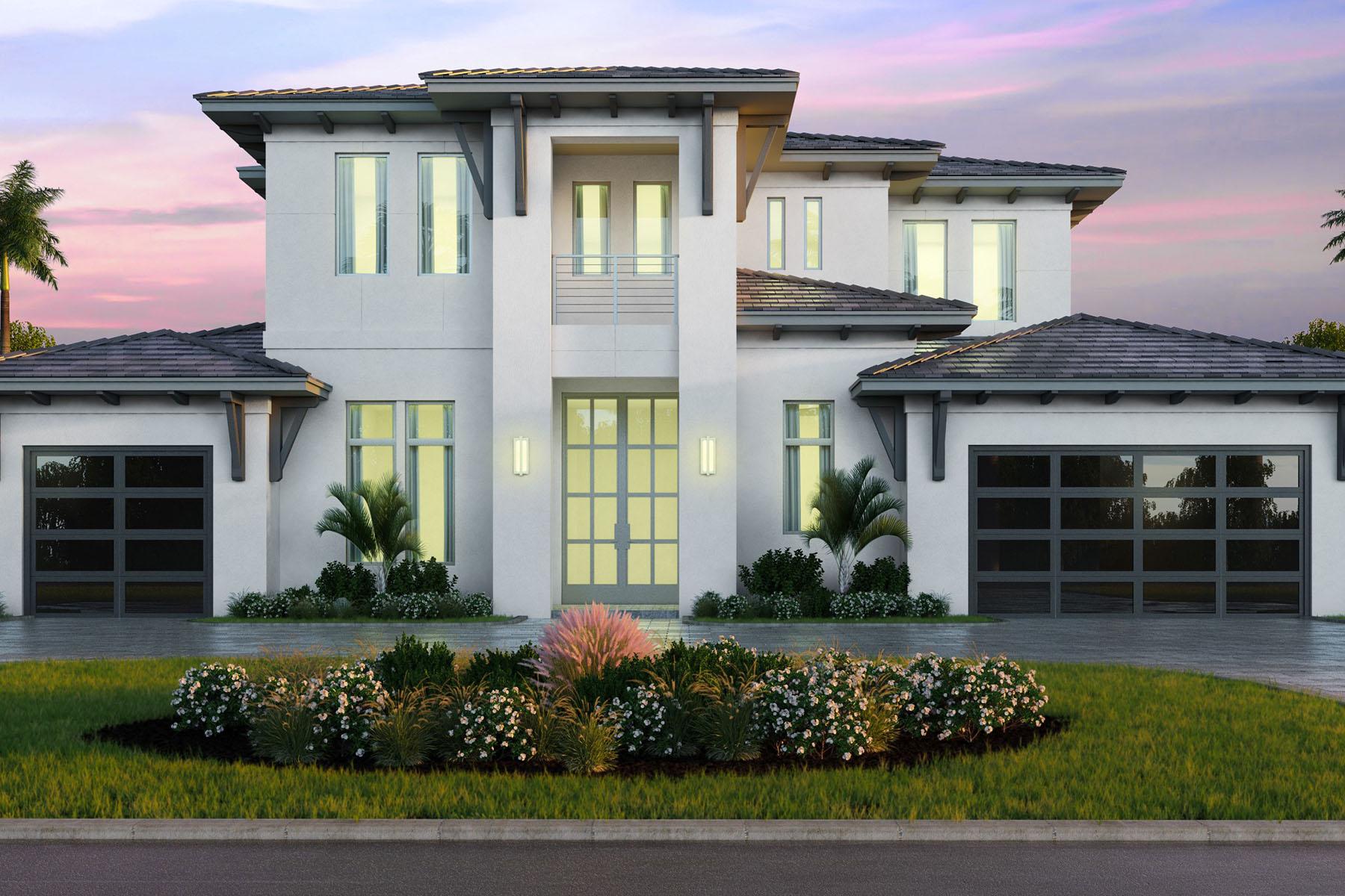 Single Family Homes для того Продажа на 2843 Crayton Road Неаполь, Флорида 34103 Соединенные Штаты