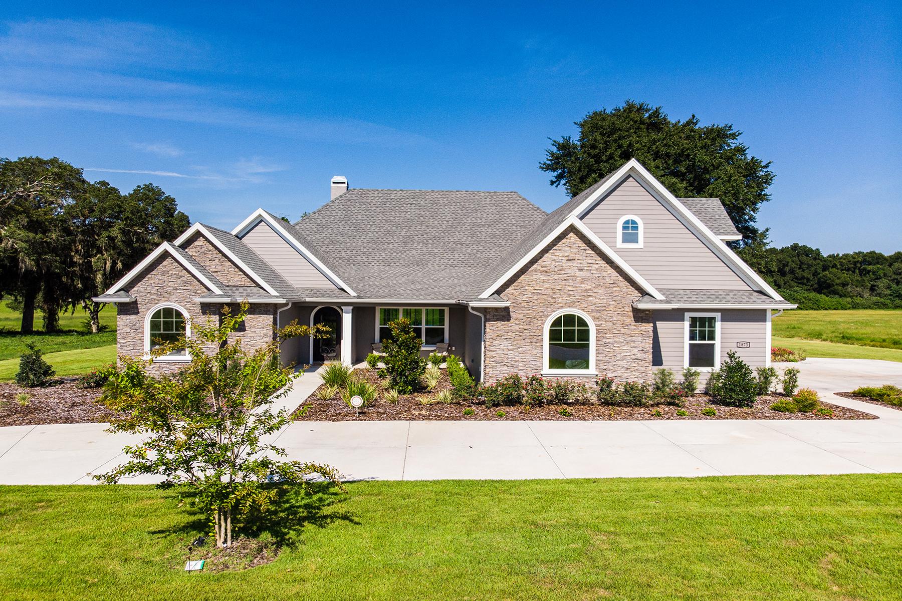 Single Family Homes für Verkauf beim OCALA 1873 Nw 85th Loop, Ocala, Florida 34475 Vereinigte Staaten