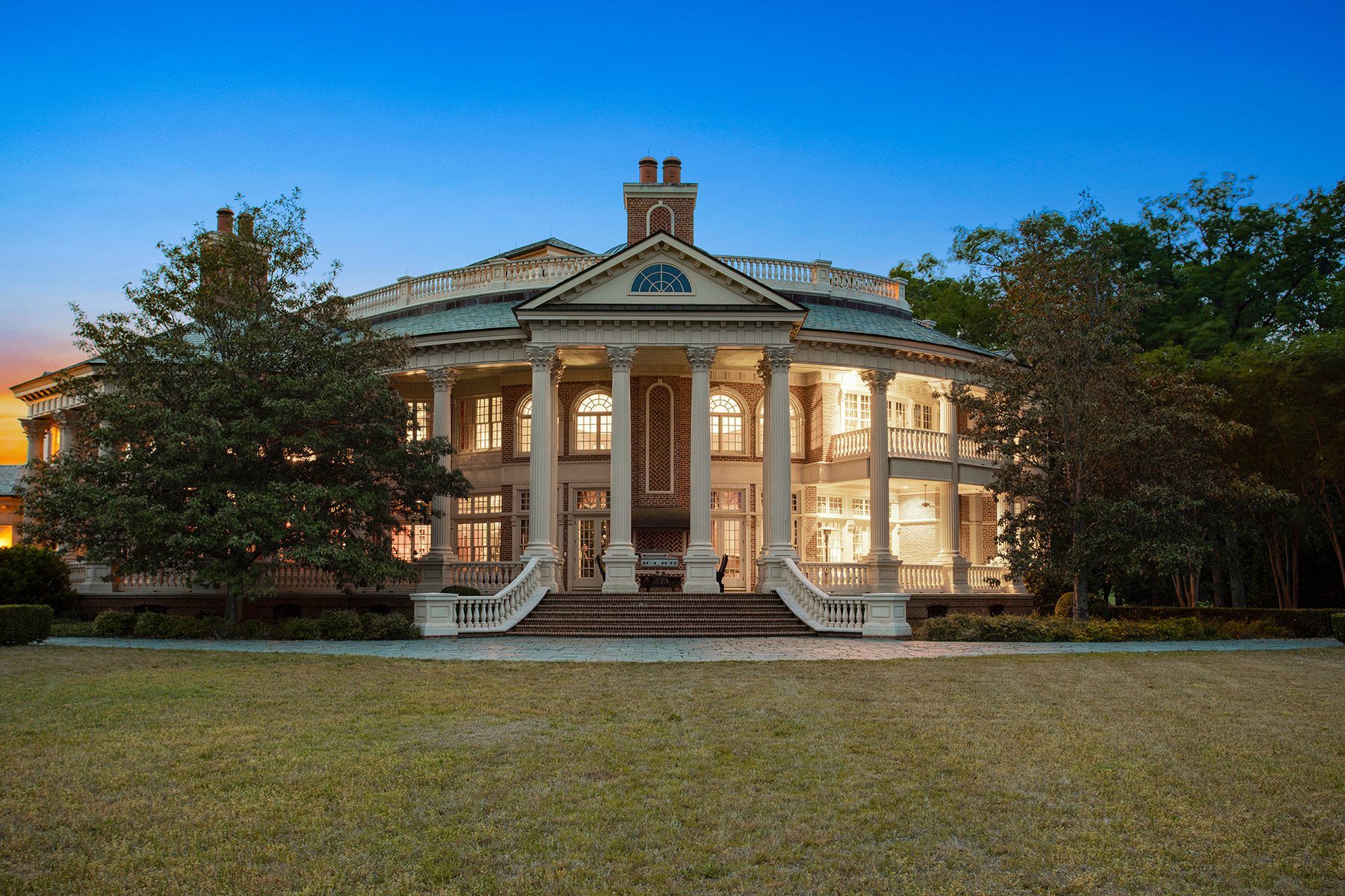 Single Family Homes للـ Sale في The Great Hill Plantation Established in 1873 5327 US Highway 41 South, Bolingbroke, Georgia 31004 United States