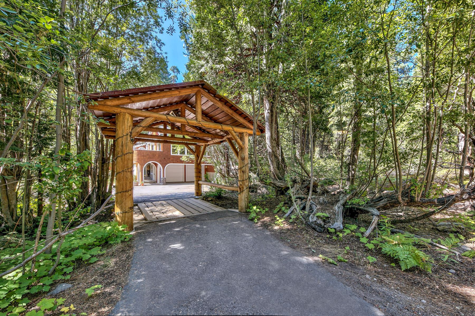 Property for Active at Tahoe City Estate Home on One Acre 135 Old Mill Road Tahoe City, California 96145 United States