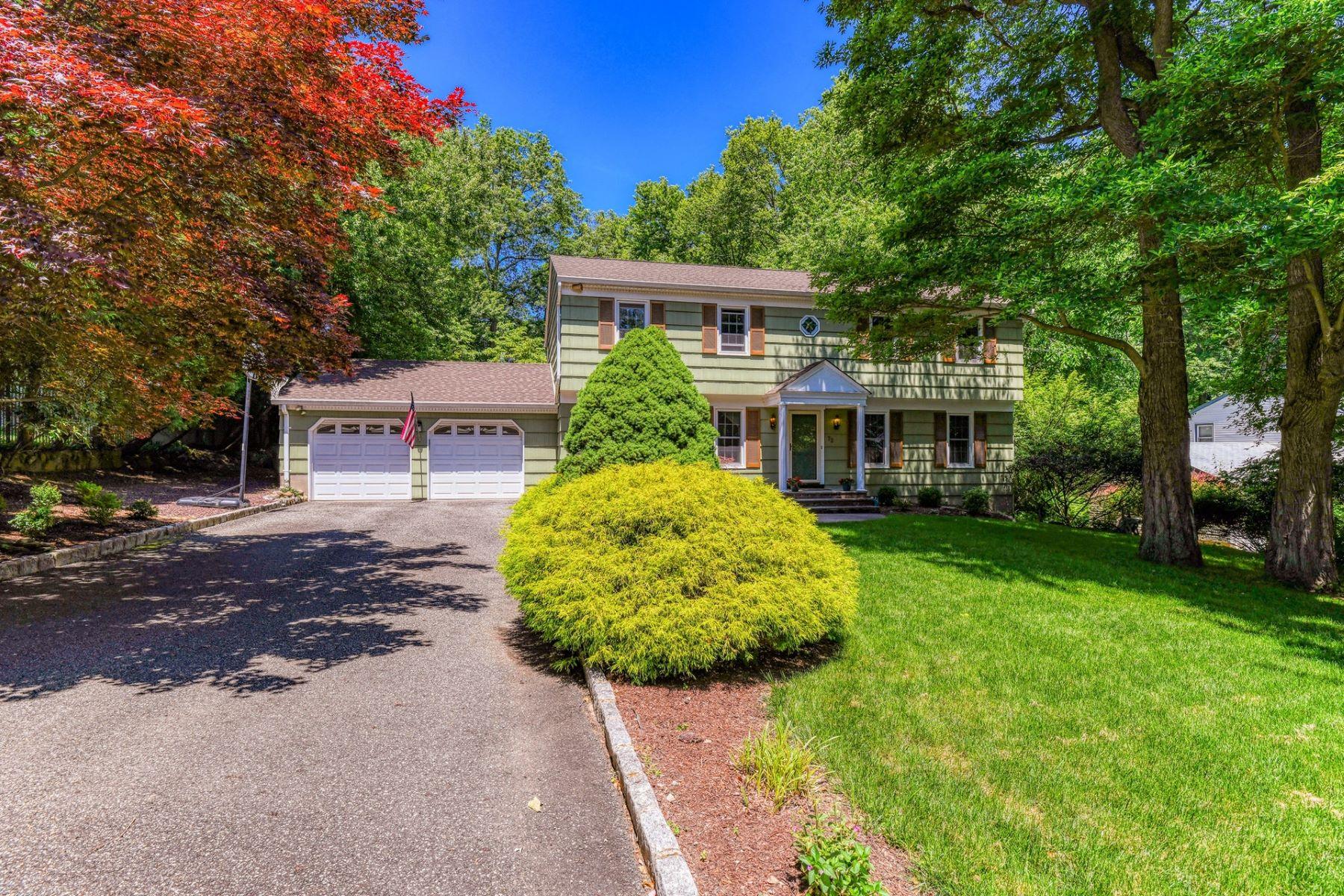 Single Family Homes für Verkauf beim Private & Classic 72 Baylor Ave, Hillsdale, New Jersey 07642 Vereinigte Staaten
