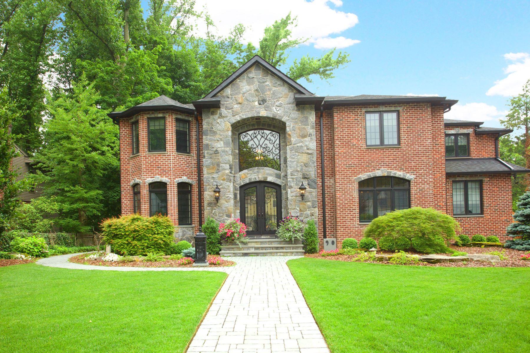 Single Family Homes 為 出售 在 Tenafly, 新澤西州 07670 美國