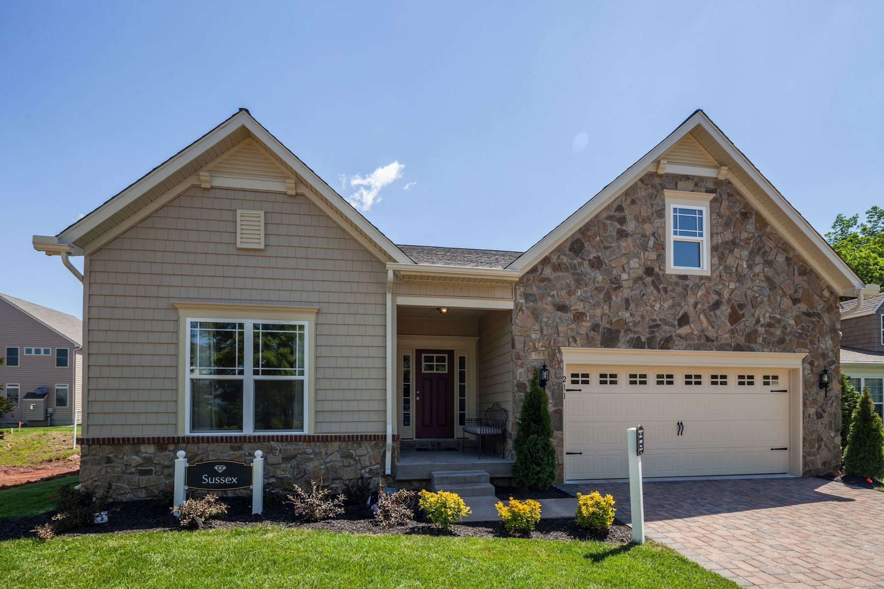 Single Family Homes per Vendita alle ore Applewood Estates 5-B Waycross Lane, Stewartstown, Pensilvania 17363 Stati Uniti