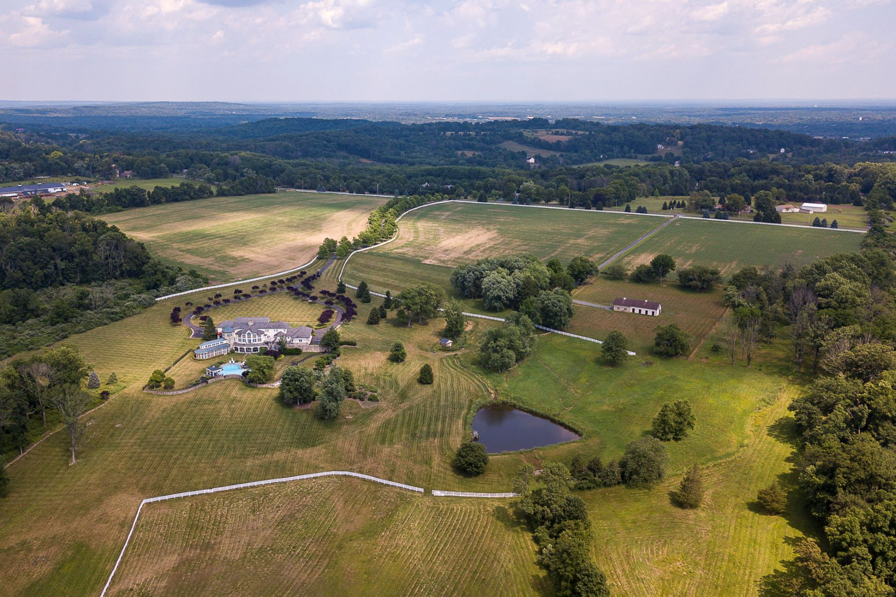 Additional photo for property listing at Build Your Dream Home on this Country Escape 133 Harbourton Woodsville Road, Lambertville, New Jersey 08530 United States