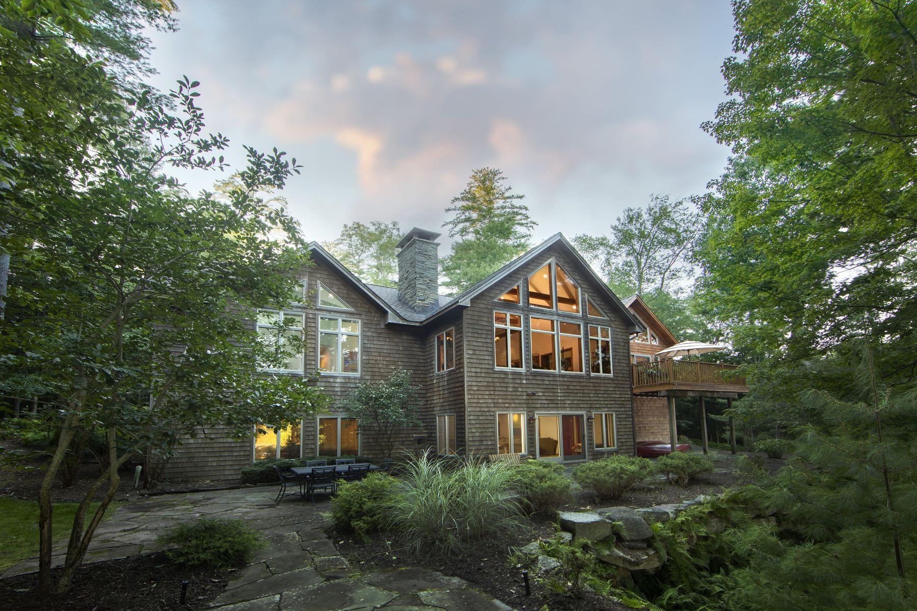 Single Family Homes 為 出售 在 Eagle's Nest at the Chapin Estate 201 Sunset Point, White Lake, 纽约 12786 美國