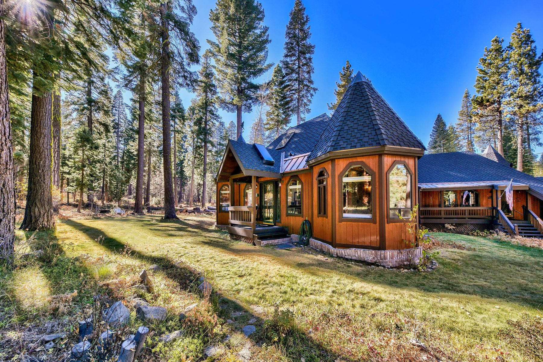 Additional photo for property listing at Magical West Shore Lake Tahoe Home 7100 Deer Ave Tahoma, California 96142 United States