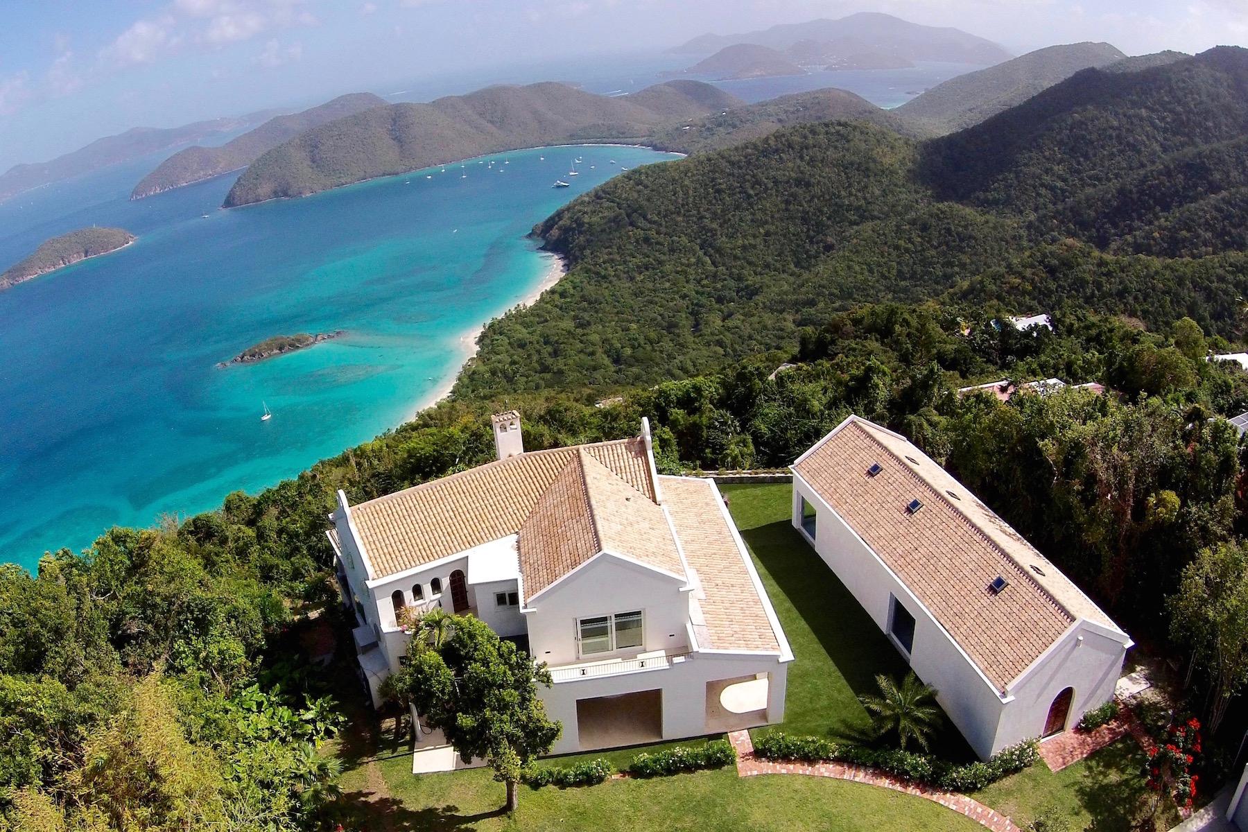 Single Family Homes für Verkauf beim Le Chateau 3-1 Catherineberg St John, Virgin Islands 00830 Amerikanische Jungferninseln