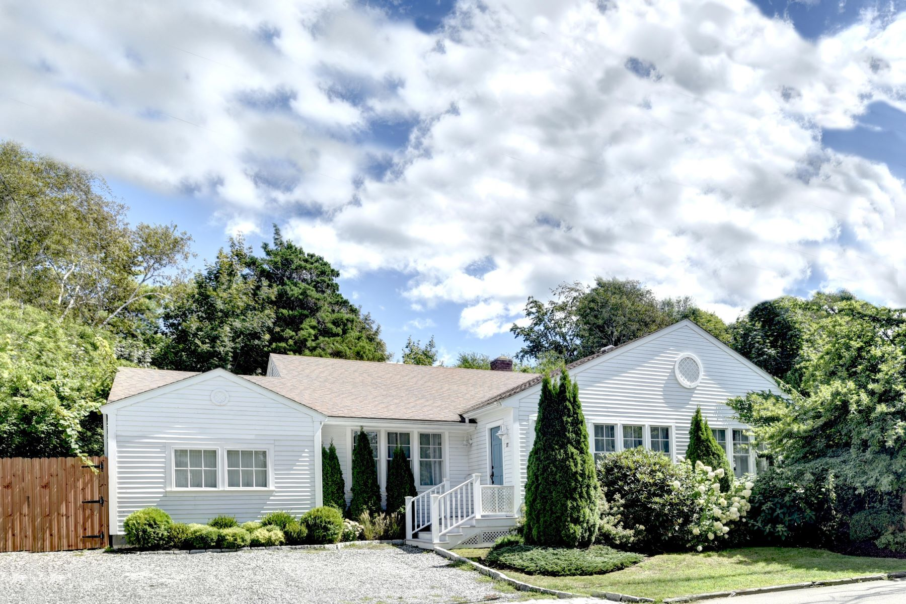Single Family Homes for Sale at Delightful Newport Residence 88 Coggeshall Avenue Newport, Rhode Island 02840 United States