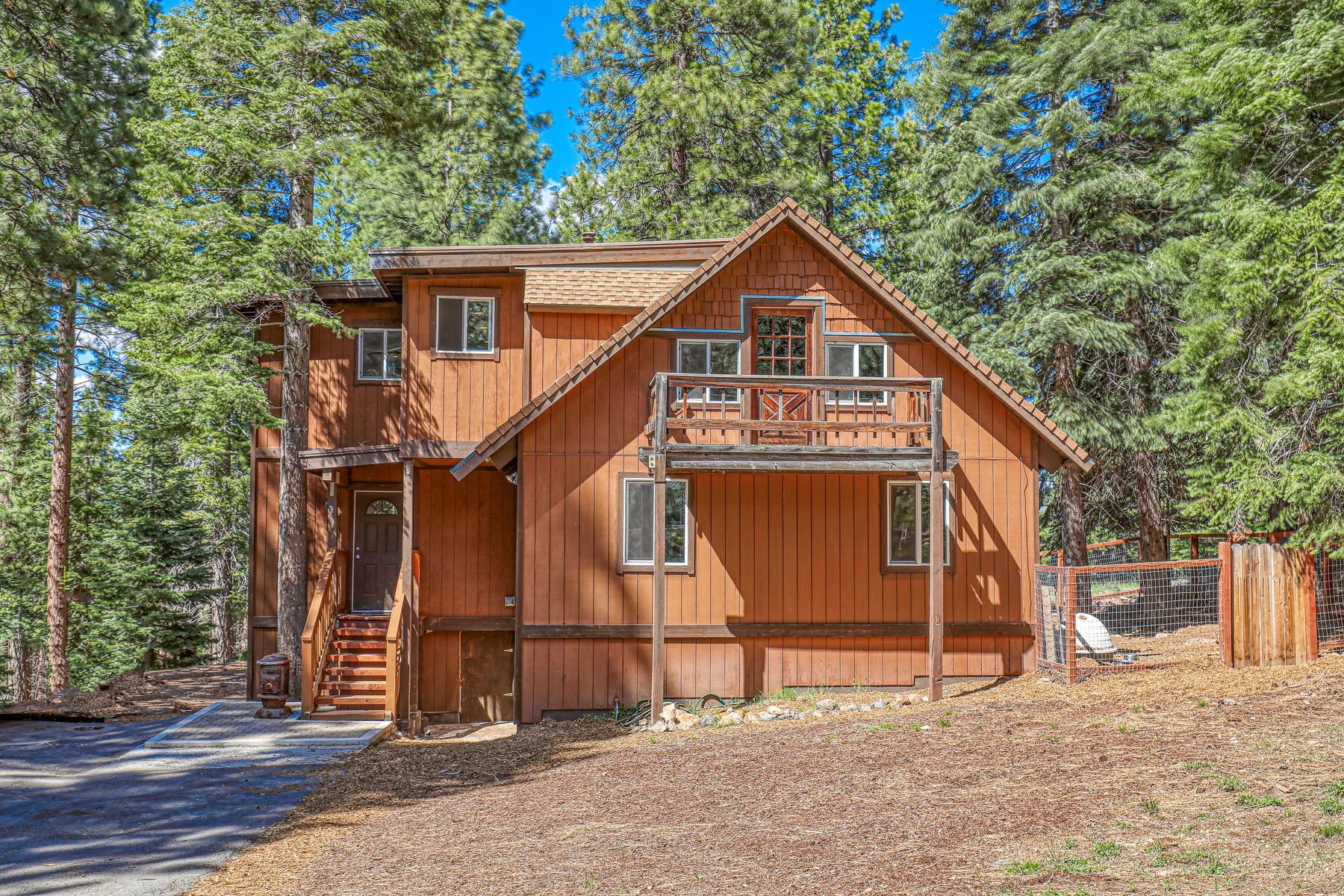 Single Family Homes por un Venta en Glenshire Gem 15062 Donnington Lane Truckee, California 96161 Estados Unidos