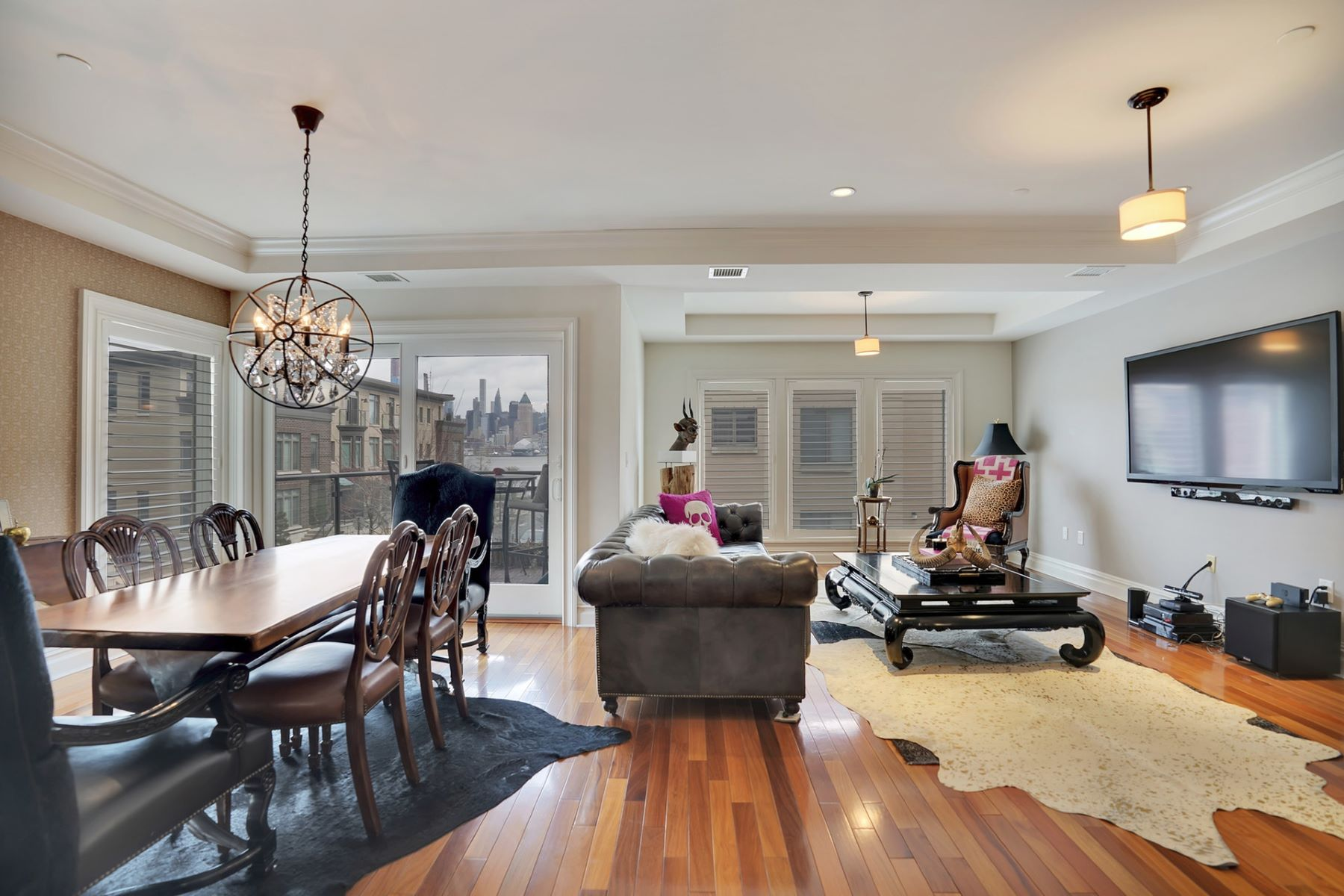 Condominiums for Sale at Henley on Hudson 31 Eton Row, Weehawken, New Jersey 07086 United States