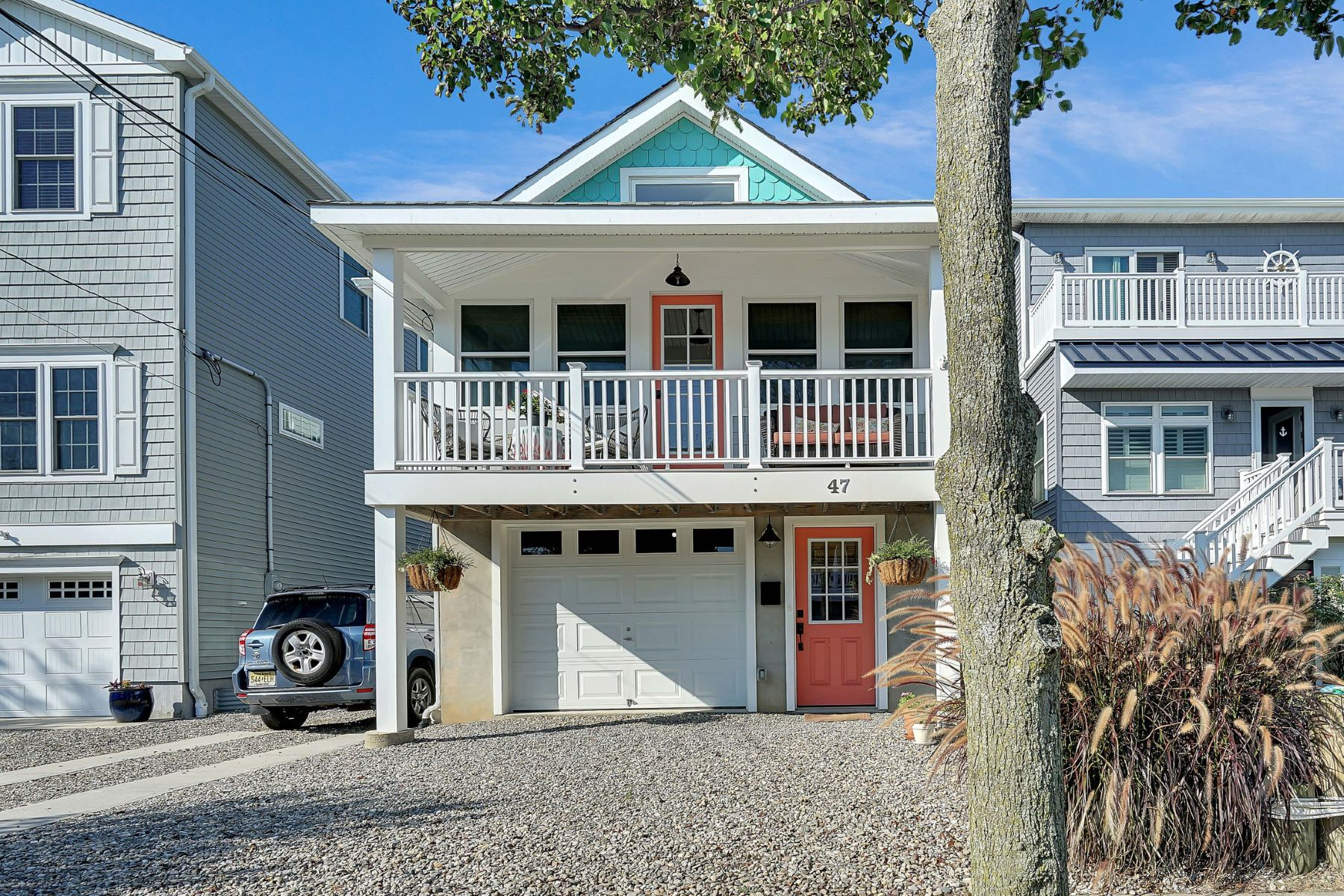 Single Family Homes for Sale at Beach Home in Manasquan 47 Ocean Avenue, Manasquan, New Jersey 08736 United States