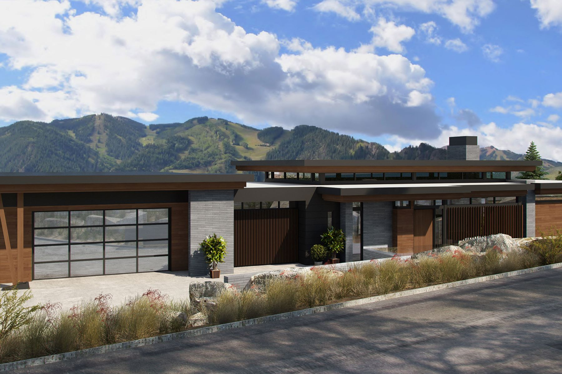Single Family Homes para Venda às The Pinnacle of Red Mountain 12 Salvation Circle, Aspen, Colorado 81611 Estados Unidos