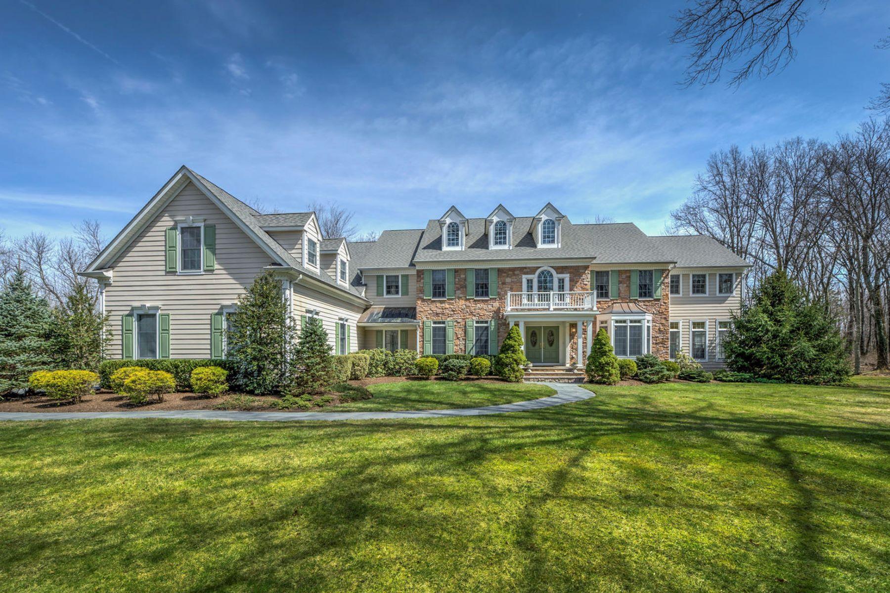 Single Family Homes για την Πώληση στο The Best Of Everyday Life 30 Birchwood Drive, Princeton, Νιου Τζερσεϋ 08540 Ηνωμένες Πολιτείες