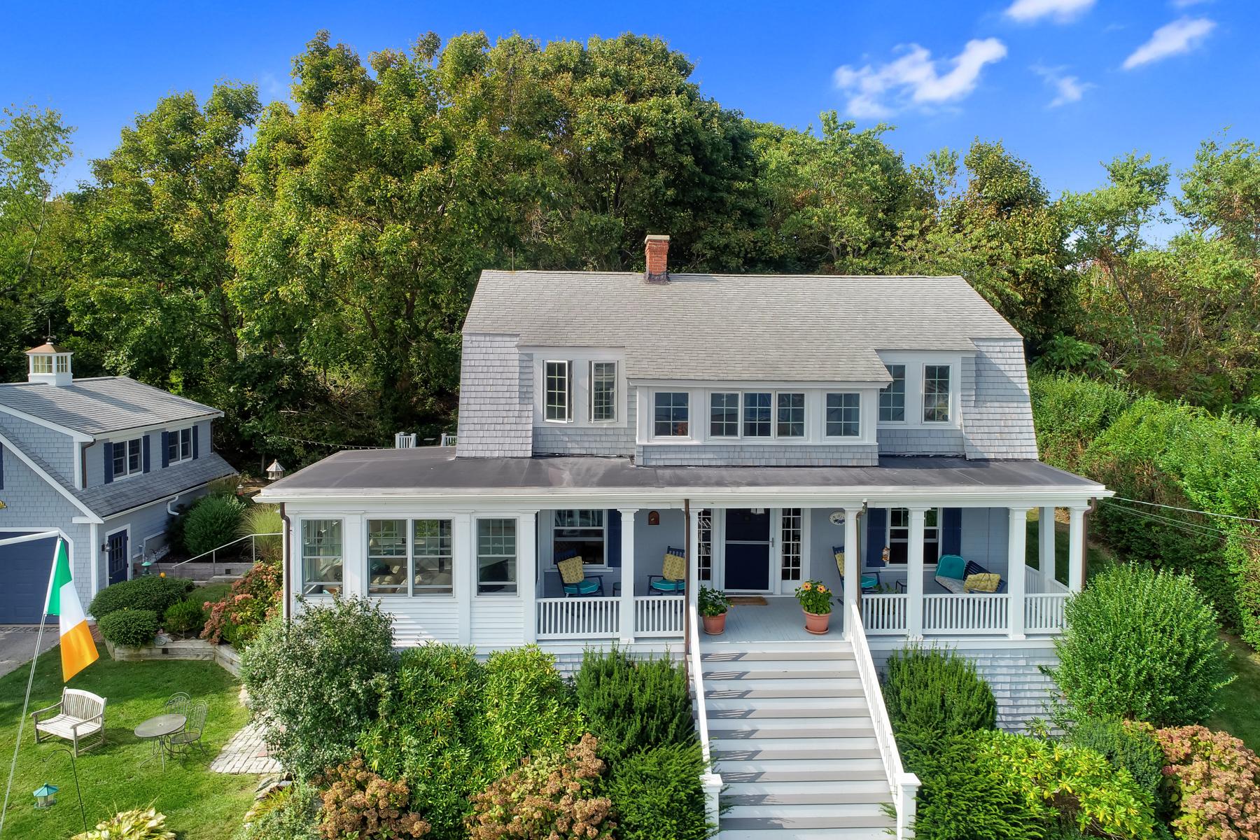 Single Family Homes for Sale at 16 Douglas Avenue 16 Douglas Ave Hull, Massachusetts 02045 United States
