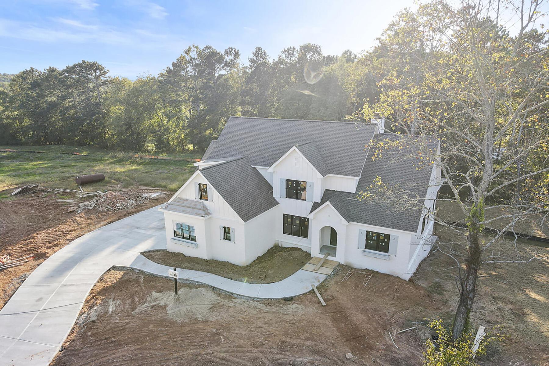 Single Family Homes por un Venta en New Construction in Cherokee County-High End Decorator 110 Owens Mill Place, Canton, Georgia 30115 Estados Unidos