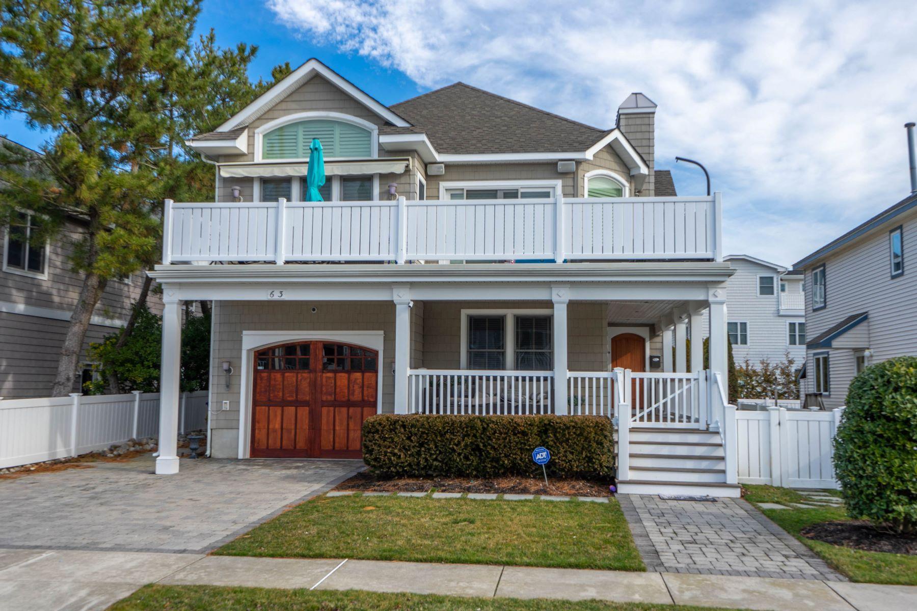 Single Family Homes 為 出售 在 Avalon Showplace! 63 W 31st Street, Avalon, 新澤西州 08202 美國