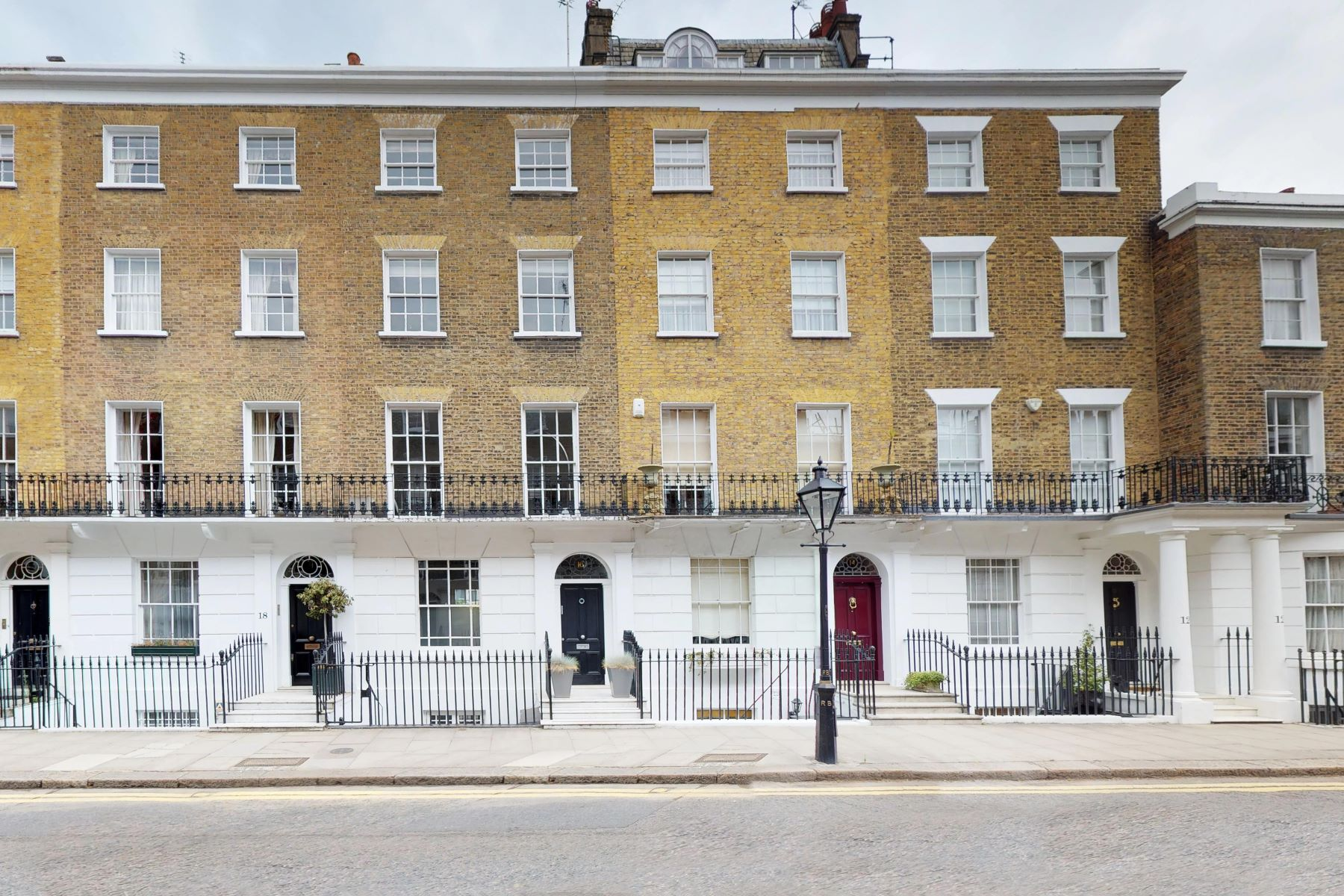 townhouses for Sale at Alexander Place, South Kensington, SW7 16 Alexander Place Other England, England SW7 2SF United Kingdom