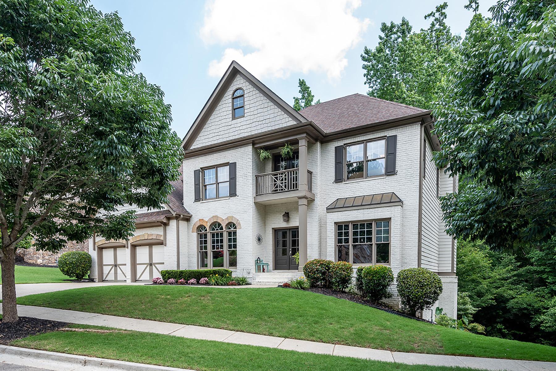 Single Family Homes por un Venta en Welcome to the Perfect Floorplan! 700 Crescent Circle, Canton, Georgia 30115 Estados Unidos