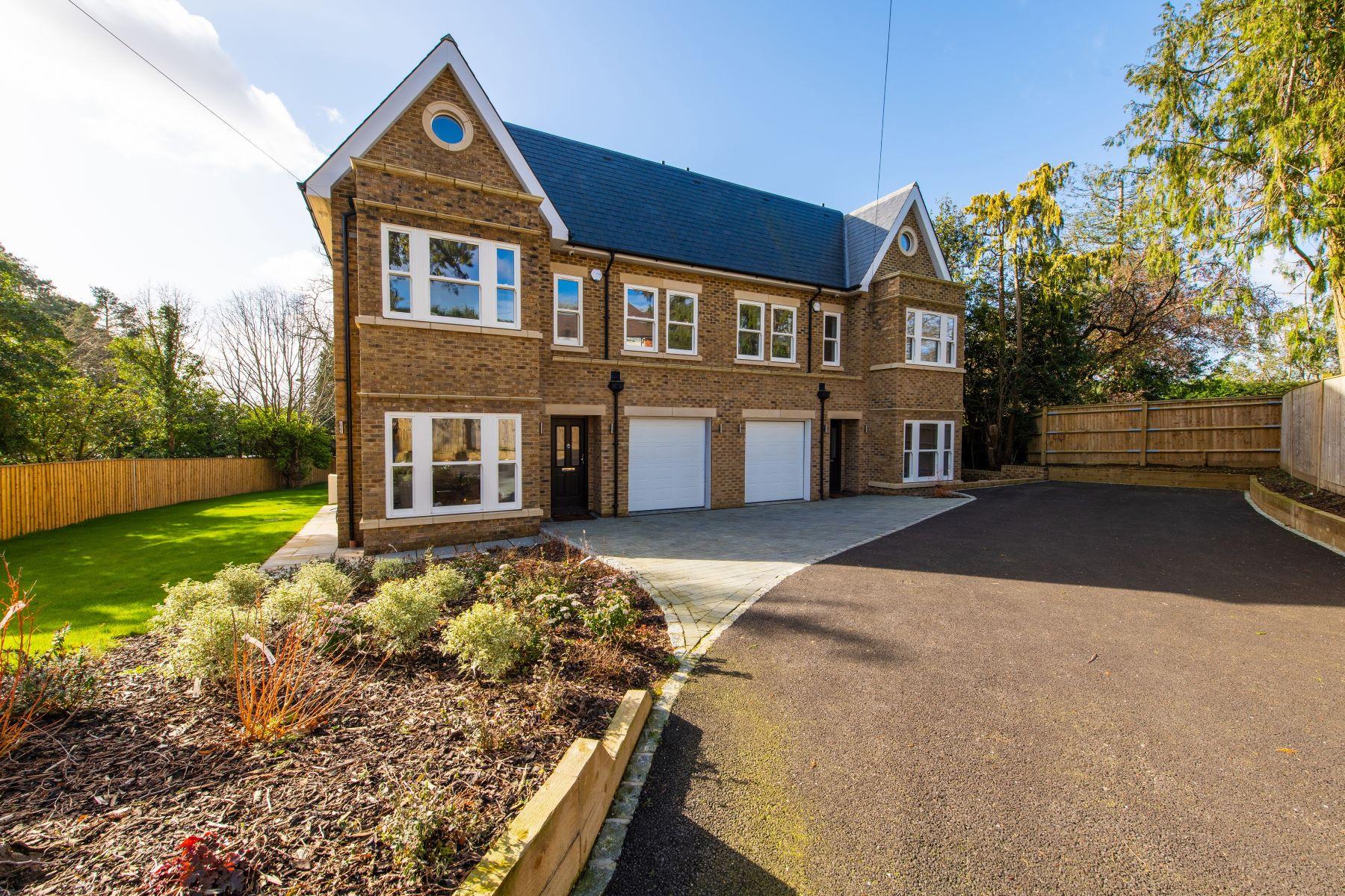 Single Family Homes for Sale at 2 Willowcroft, Leatherhead Road Oxshott, England KT22 0HG United Kingdom