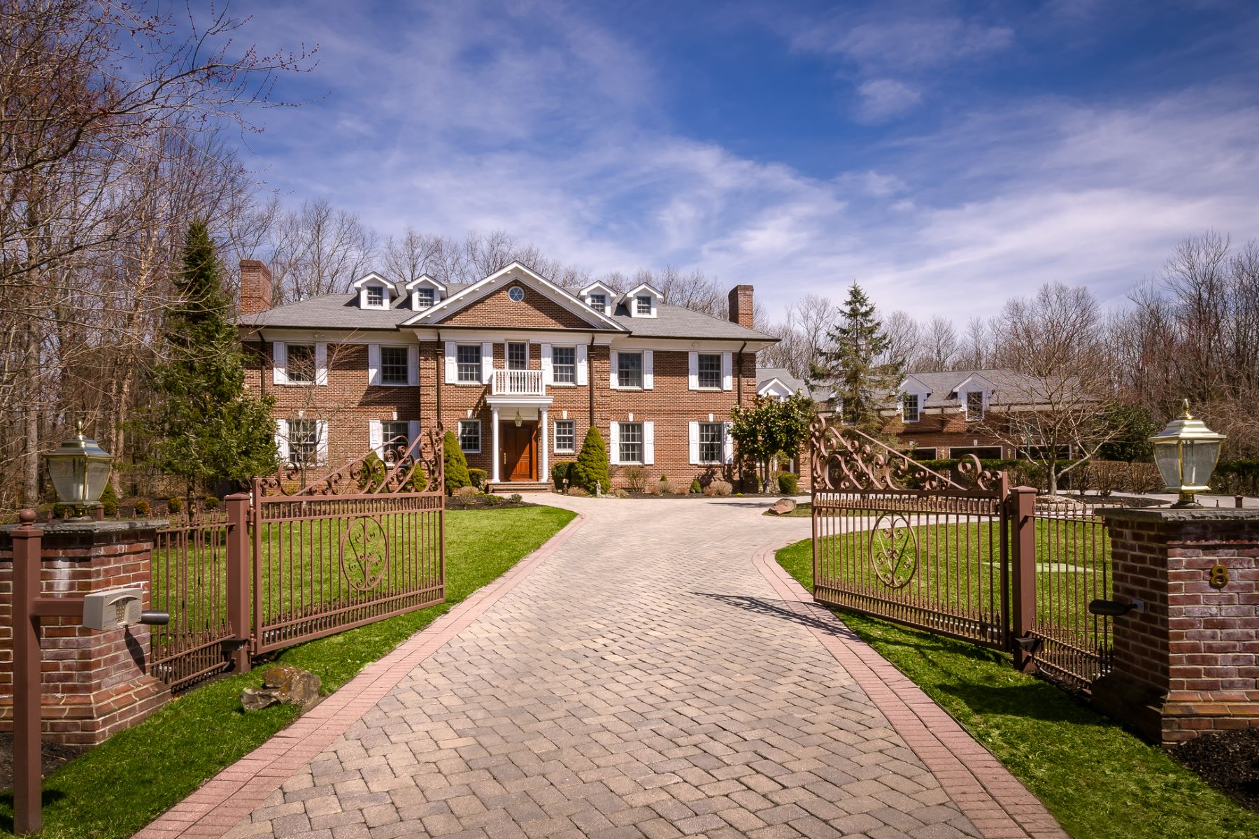 Property for Sale at Stonybrook Manor: Once-in-a-Lifetime Magnificence 8 Players Lane, Princeton, New Jersey 08540 United States