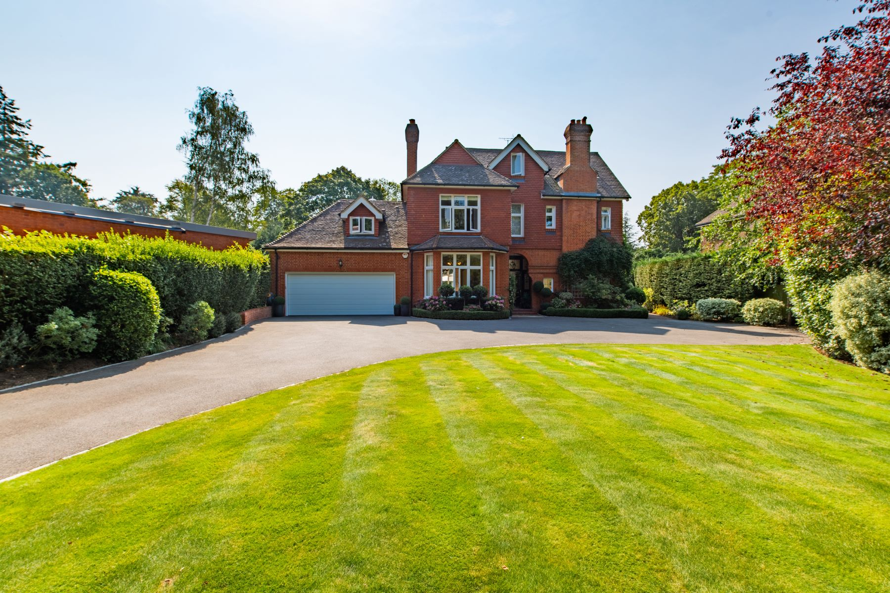 Single Family Homes for Sale at Fairways Miles Lane Cobham, England KT11 2EA United Kingdom