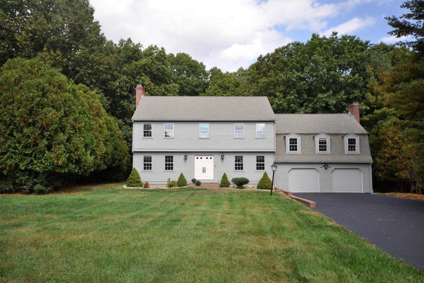 Single Family Homes por un Venta en 95 Blueberry Ln Concord, Massachusetts 01742 Estados Unidos