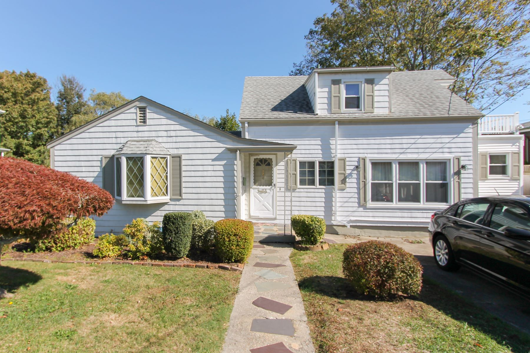 Multi-Family Homes for Sale at Middletown Two-Family 4 Rego Road Middletown, Rhode Island 02842 United States