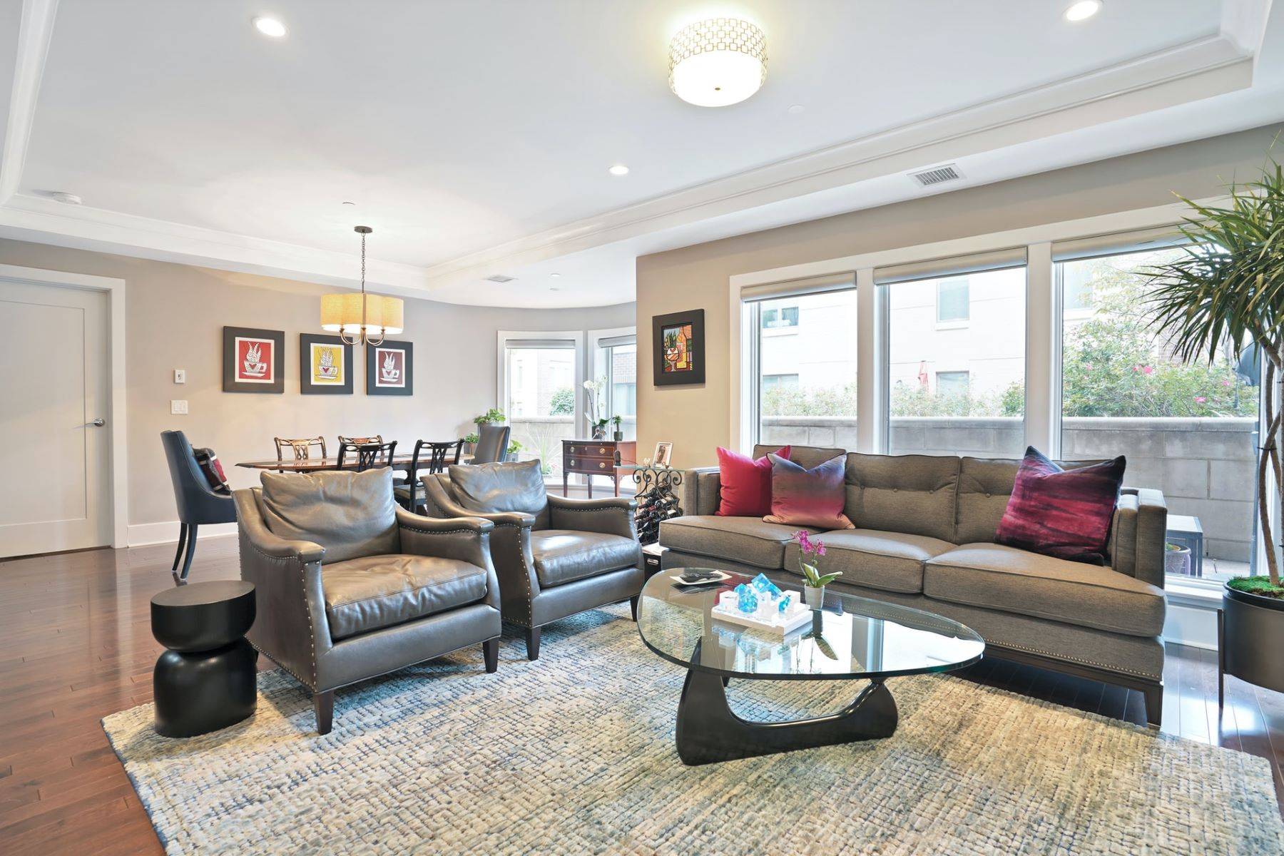townhouses for Sale at Henley on Hudson 22 Eton Row, Weehawken, New Jersey 07086 United States