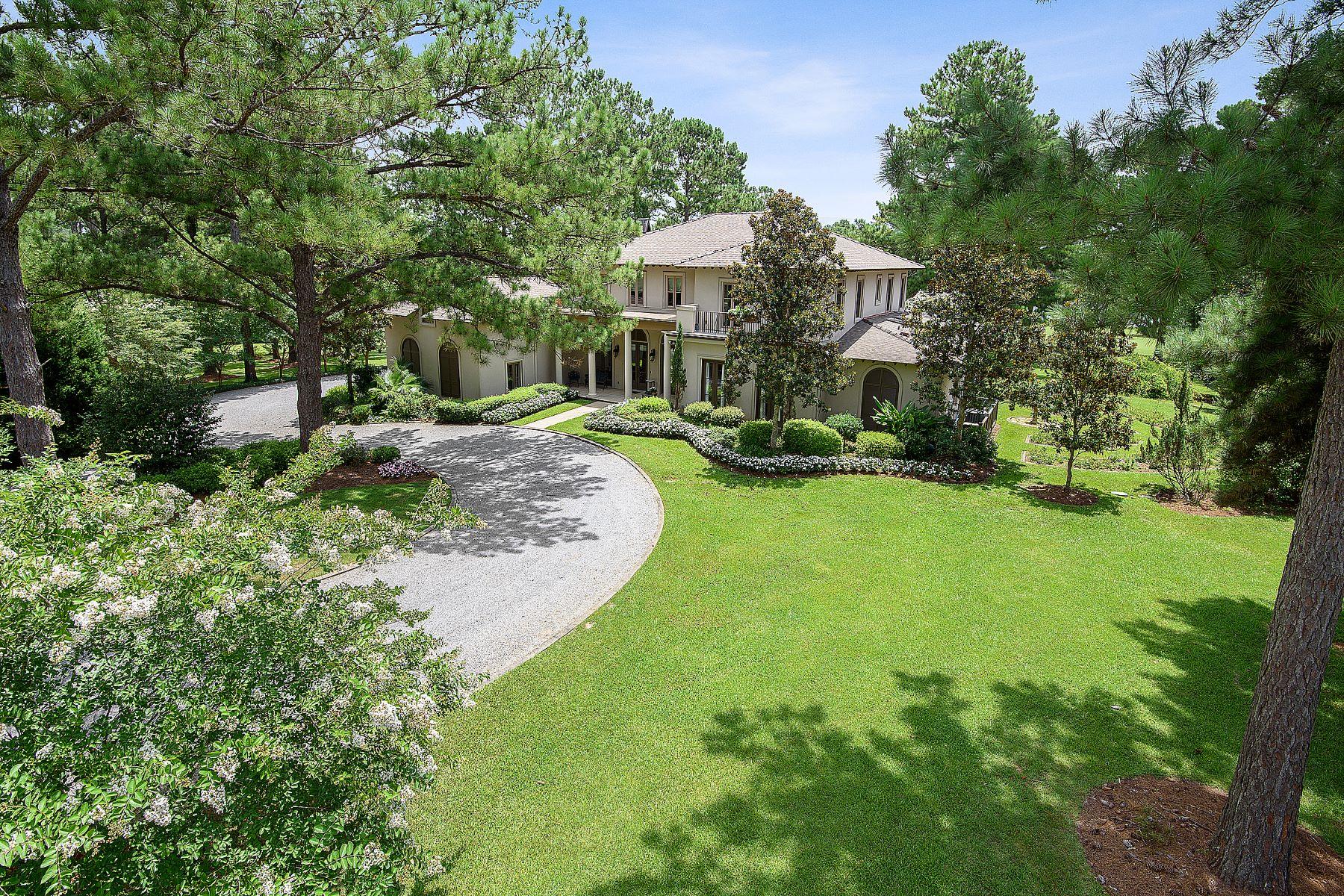 Single Family Homes pour l Vente à 568 Northwoods Drive 568 Northwood Dr, Abita Springs, Louisiane 70420 États-Unis