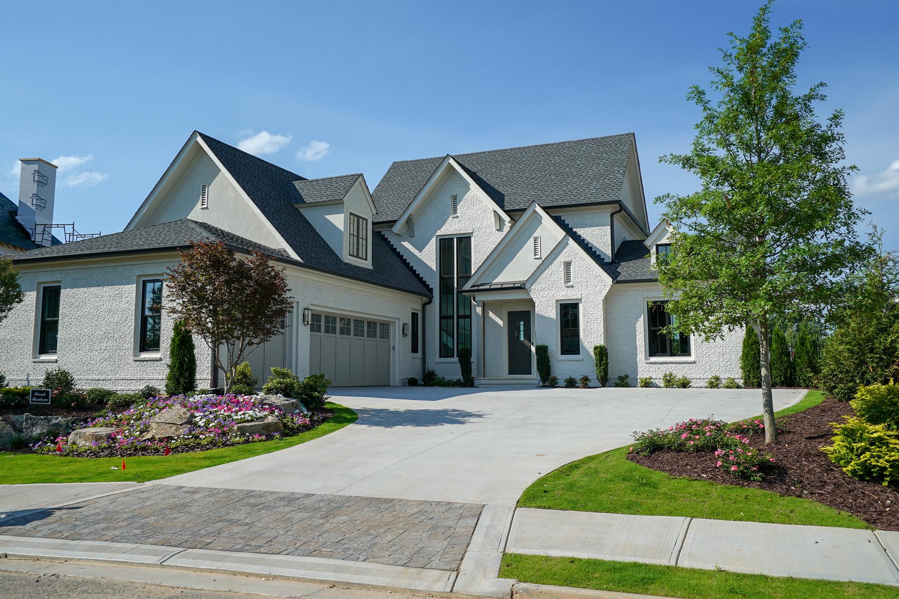 Single Family Homes por un Venta en The Manor Cottages 3525 Granton Street, Alpharetta, Georgia 30004 Estados Unidos