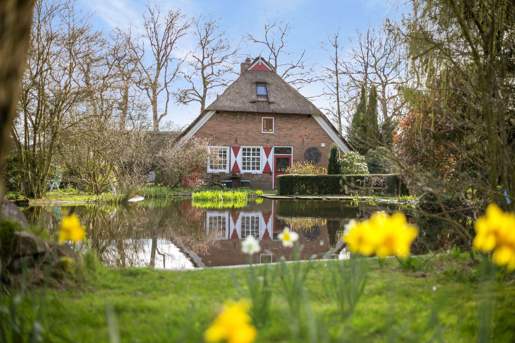 Single Family Homes for Sale at Unique Farmhouse Papenstraat 10 Epe, Gelderland 8162 RP Netherlands