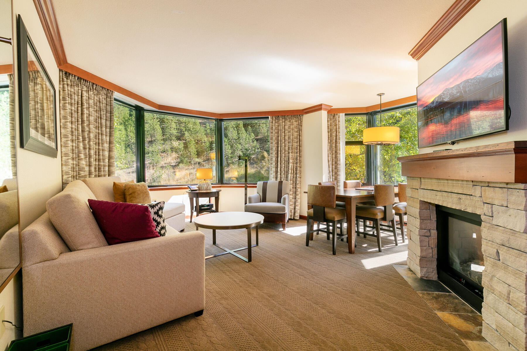 Condominiums for Active at Resort at Squaw Creek Unit 400 Squaw Creek Road #245 & 247 Olympic Valley, California 96146 United States