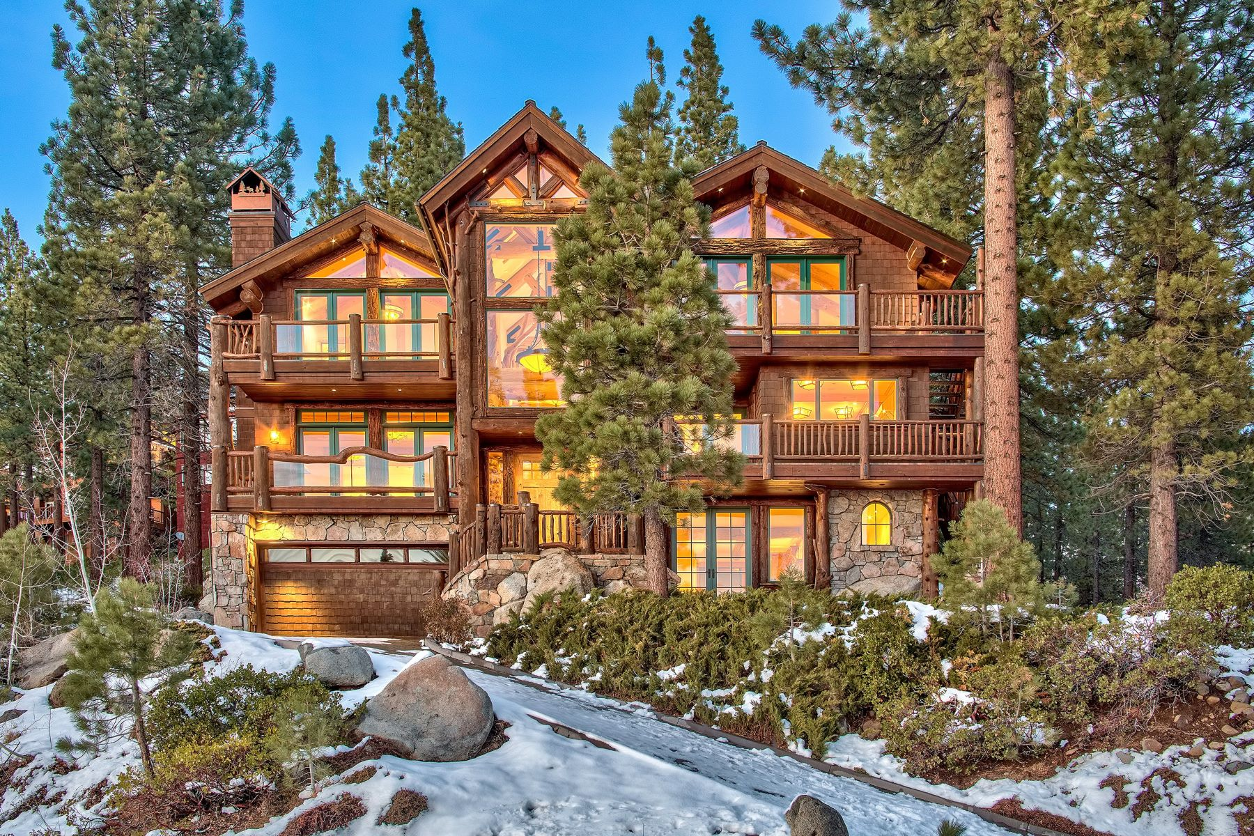 Property for Active at Panoramic Lake Views 591 Pinto Ct Incline Village, Nevada 89451 United States
