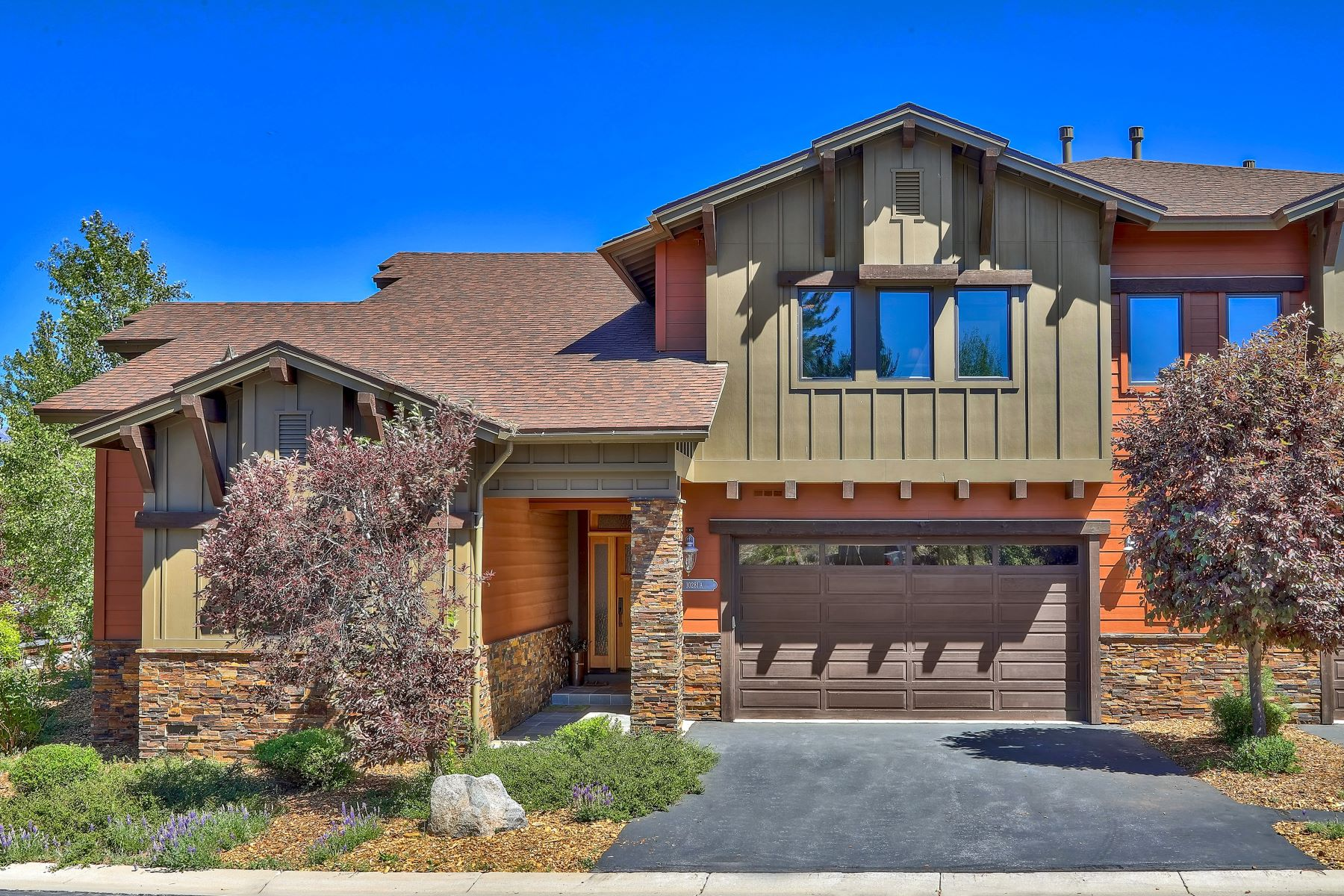 townhouses for Active at Mountain Retreat 10281 Badger Ln #A Truckee, California 96161 United States