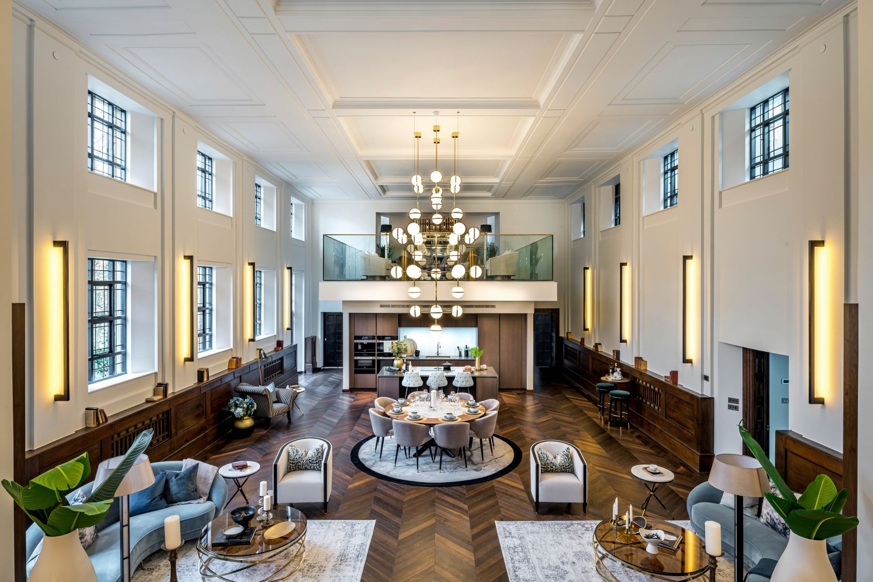townhouses for Sale at The Chapel, Hampstead Manor London, England NW3 7ST United Kingdom