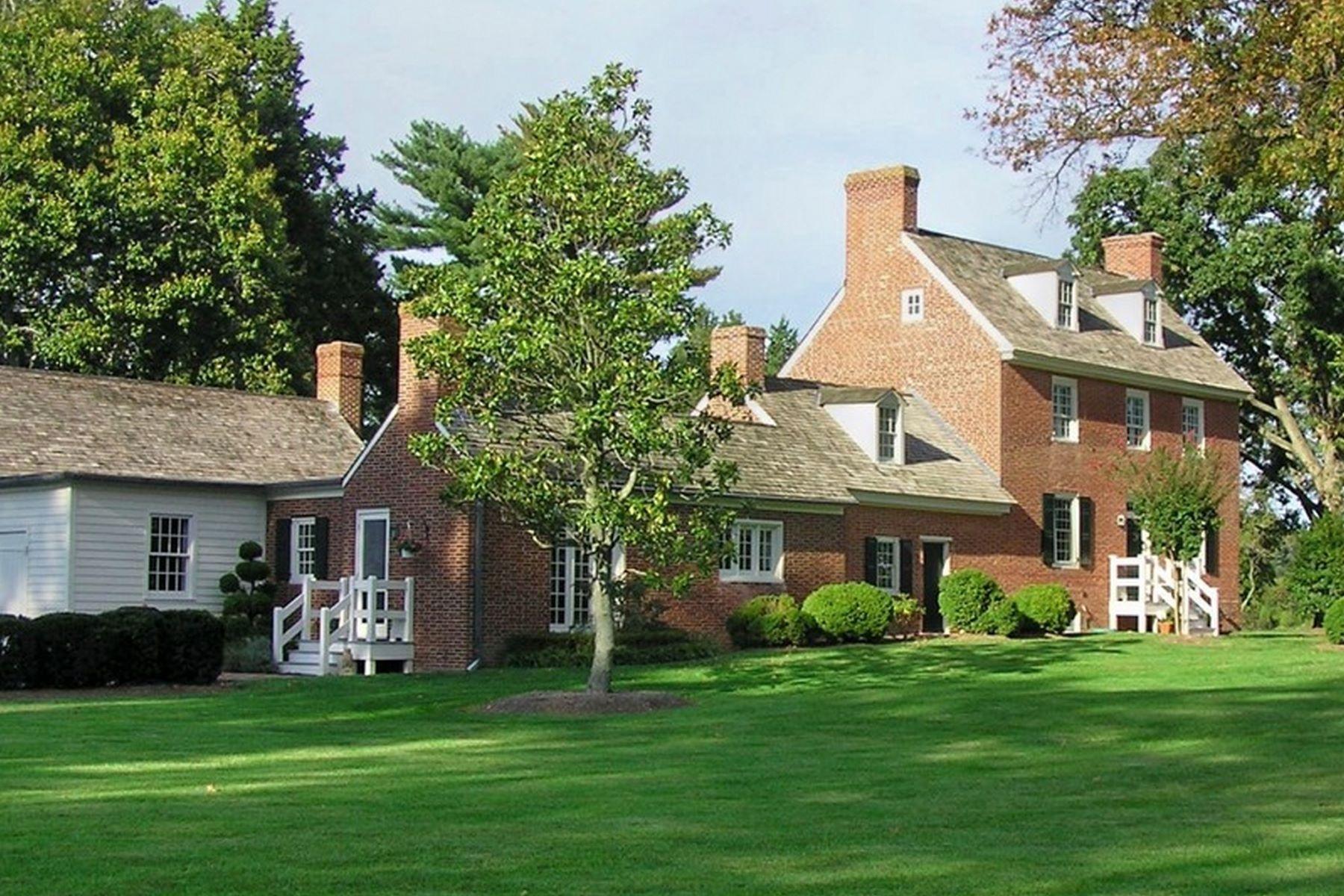 Single Family Homes pour l Vente à 24091 Providence Plantation Lane, Chestertown, Maryland 21620 États-Unis
