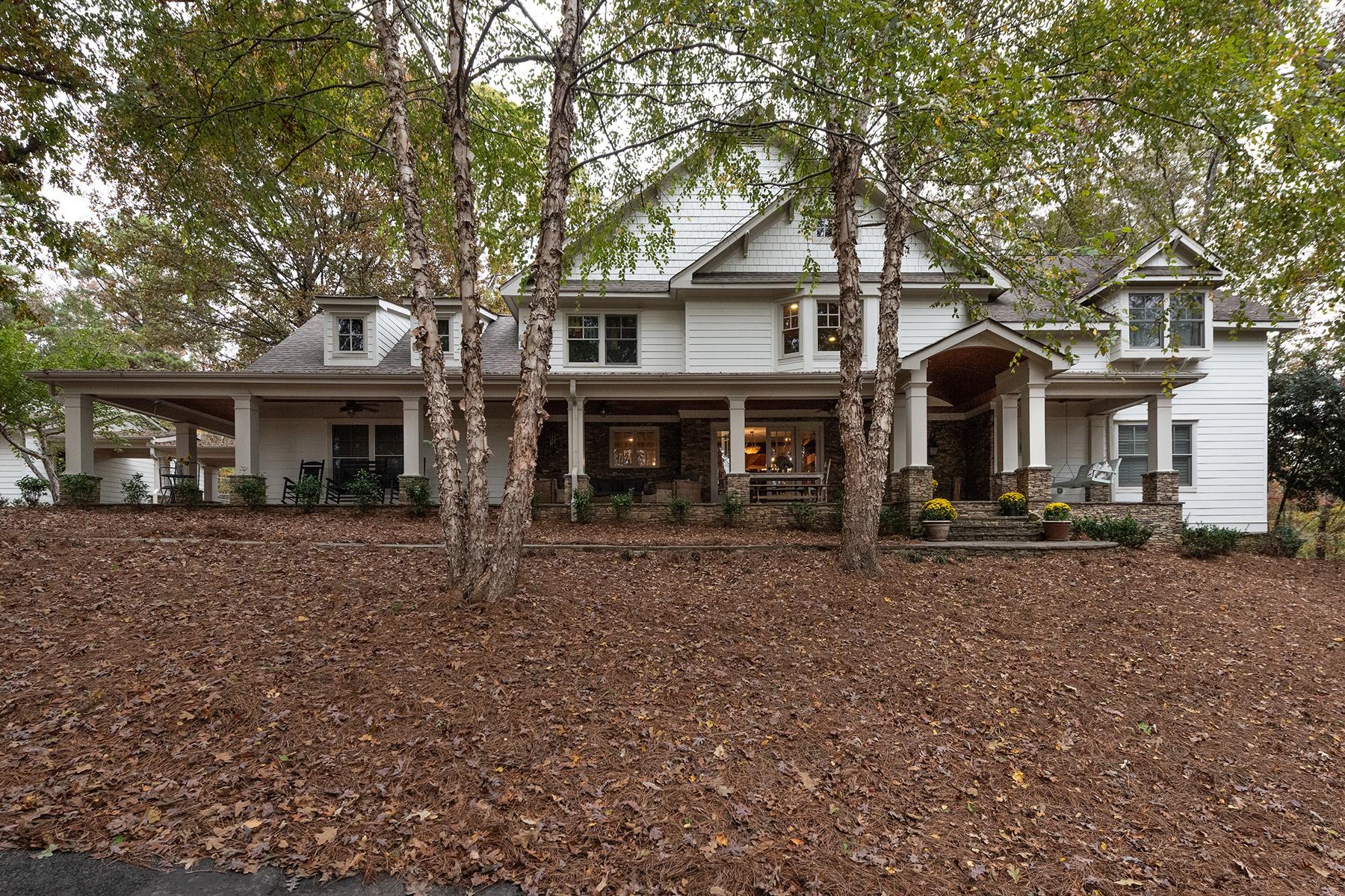 Single Family Homes por un Venta en Lakeview Farms 818 Arnold Mill Road, Woodstock, Georgia 30188 Estados Unidos