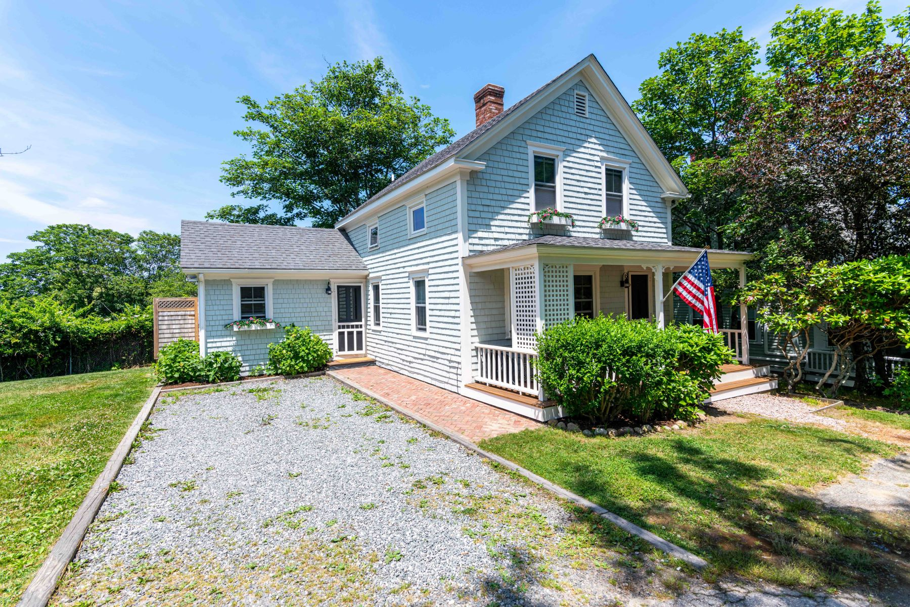 Single Family Homes for Sale at Driftwood 334 High Street Block Island, Rhode Island 02807 United States