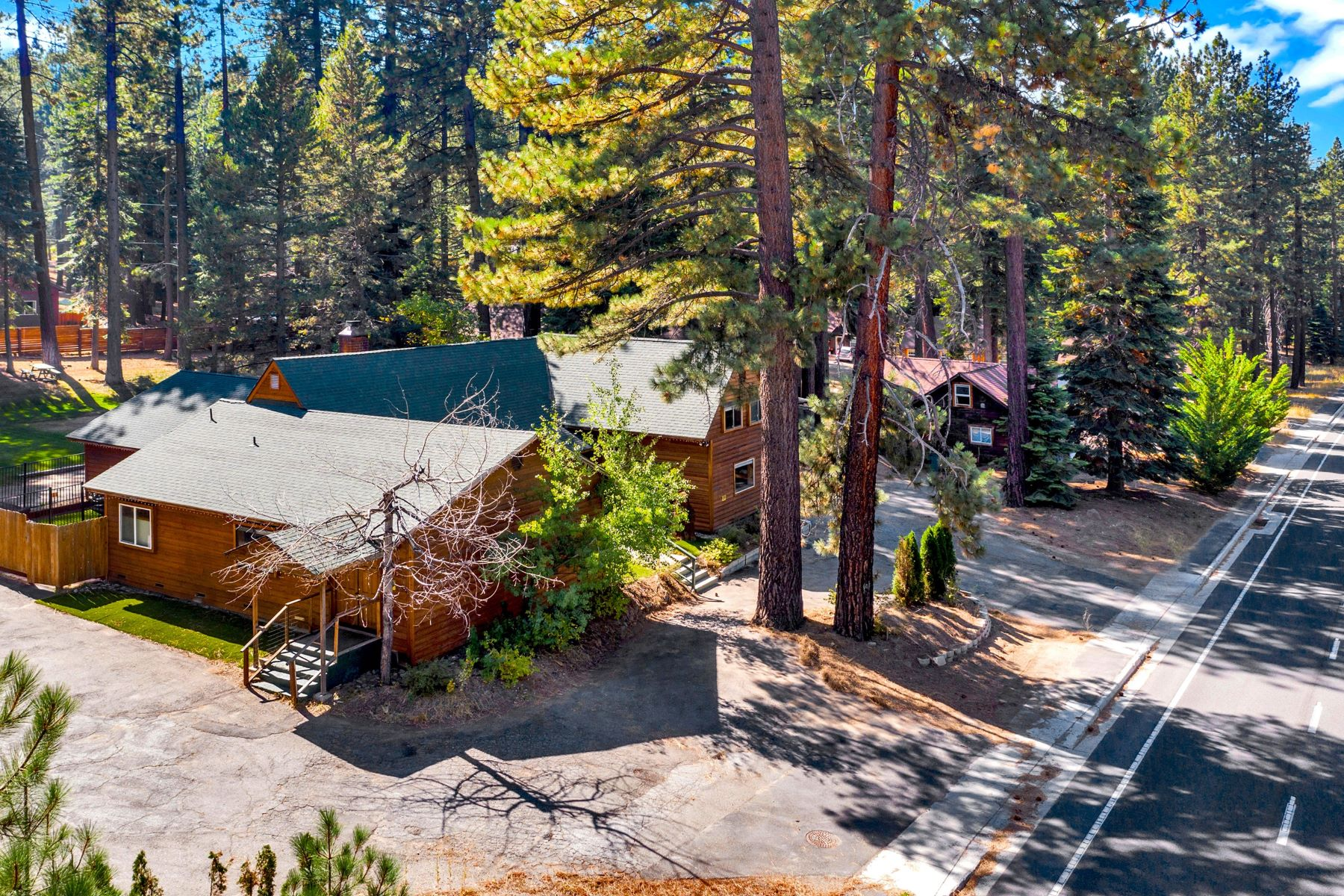 Multi-Family Homes for Active at Mountain Retreat on Emerald Bay Road 608/580 Emerald Bay Rd South Lake Tahoe, California 96150 United States
