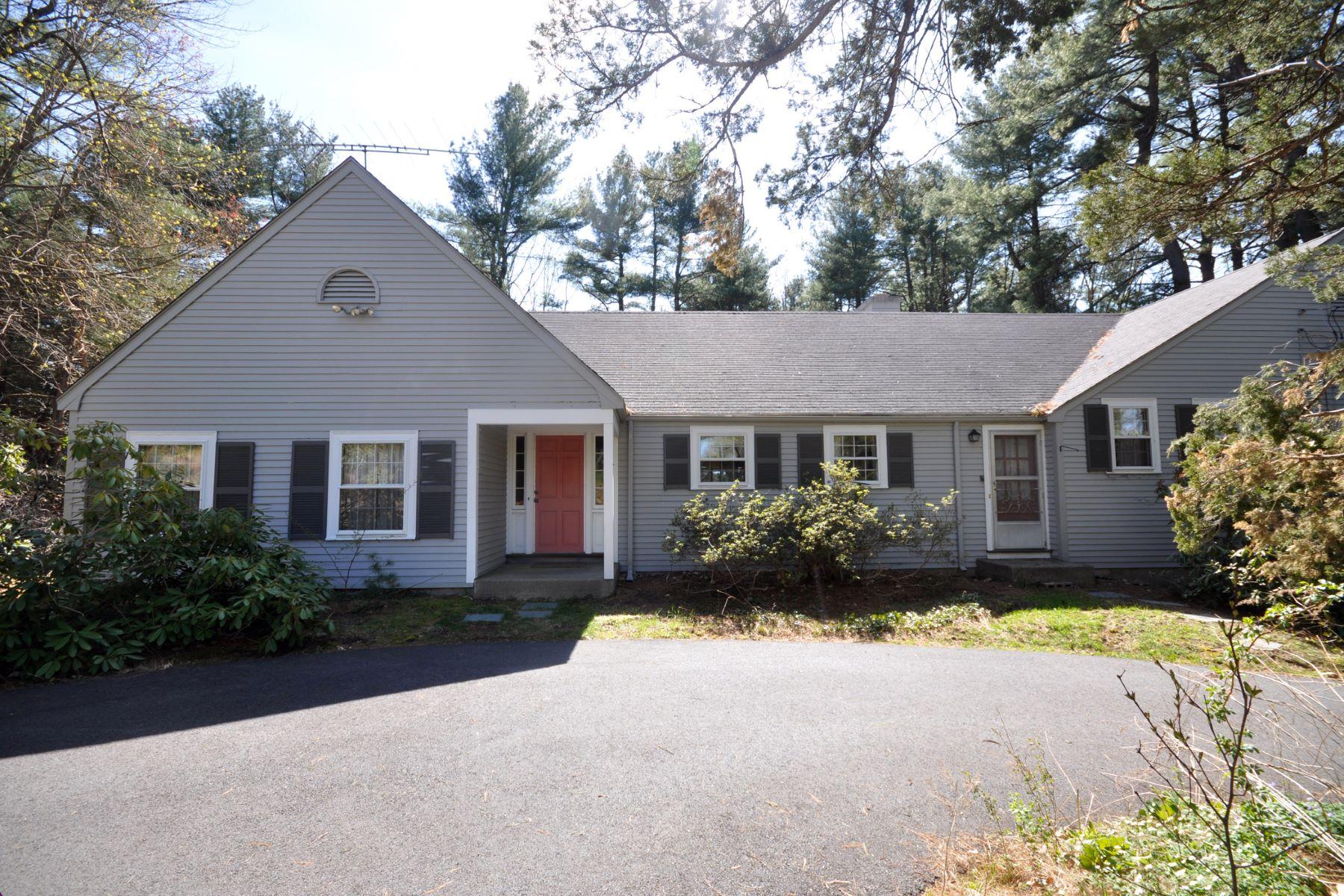 Single Family Homes por un Venta en 136 Barnes Hill Road Concord, Massachusetts 01742 Estados Unidos
