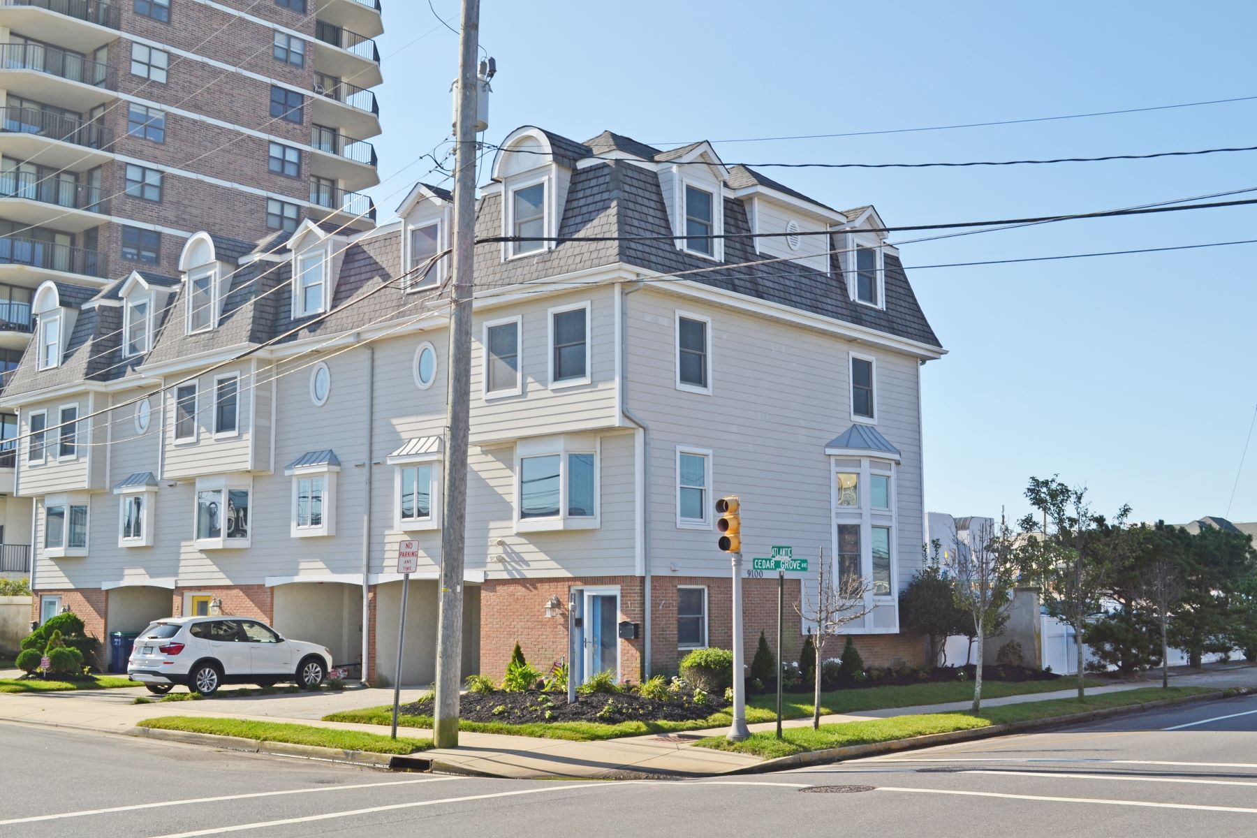 townhouses for Sale at Island House 9100 Atlantic, #1, Margate, New Jersey 08402 United States