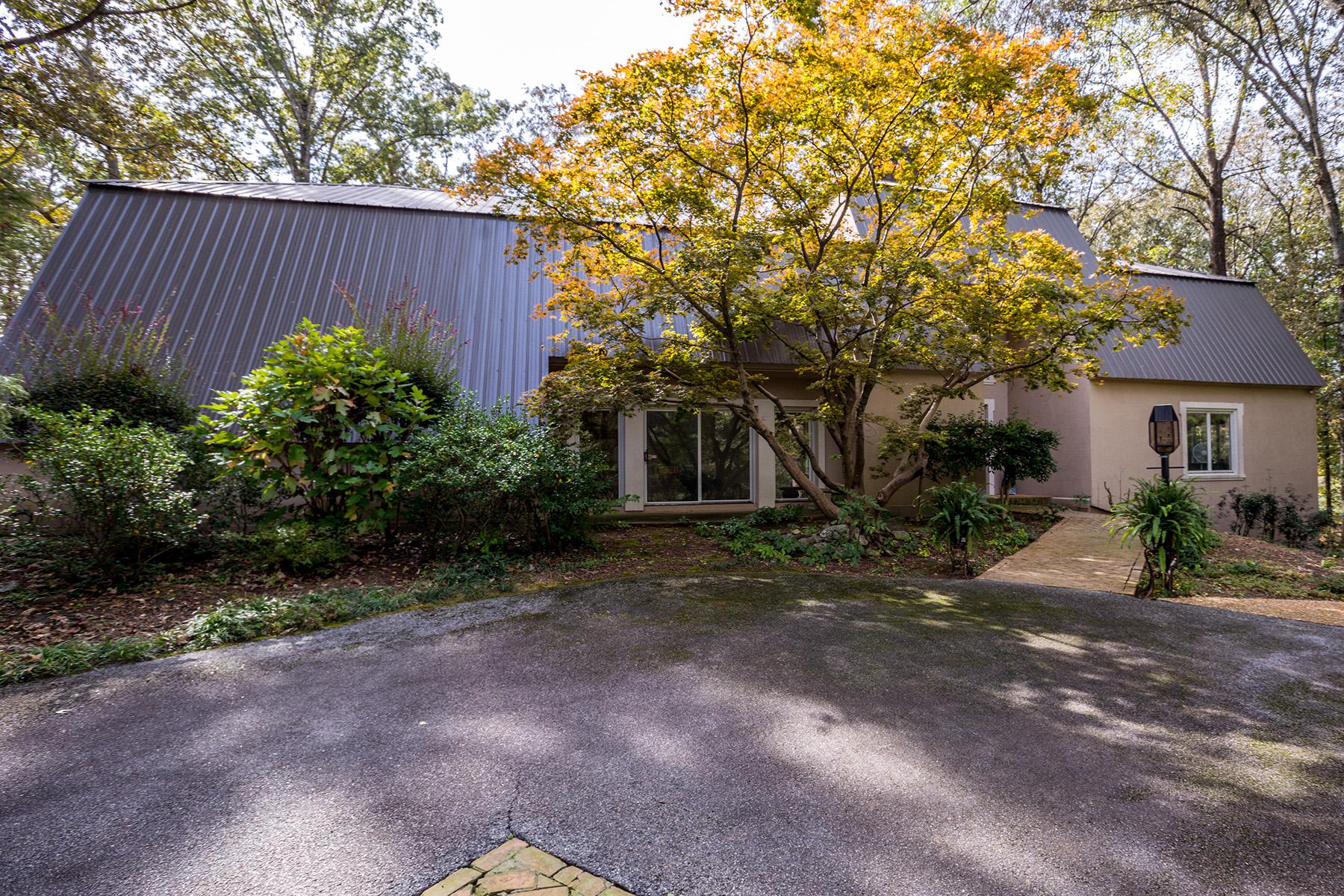 Single Family Homes por un Venta en Custom Country Retreat 8569 Jefferson Road, Commerce, Georgia 30529 Estados Unidos