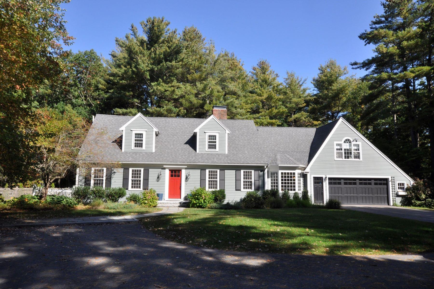 Single Family Homes por un Venta en 353 Deacon Haynes Rd Concord, Massachusetts 01742 Estados Unidos